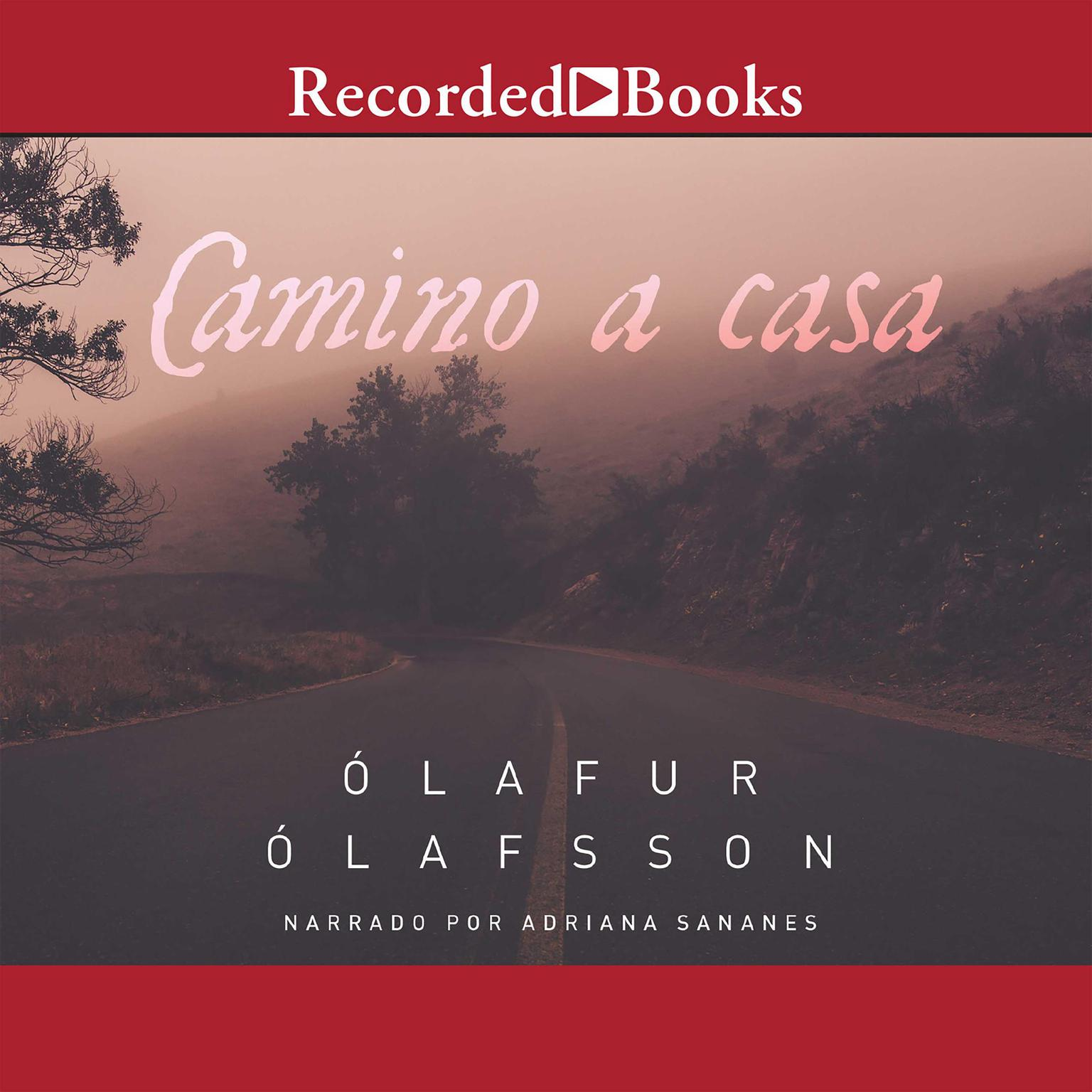 Printable Camino a casa Audiobook Cover Art