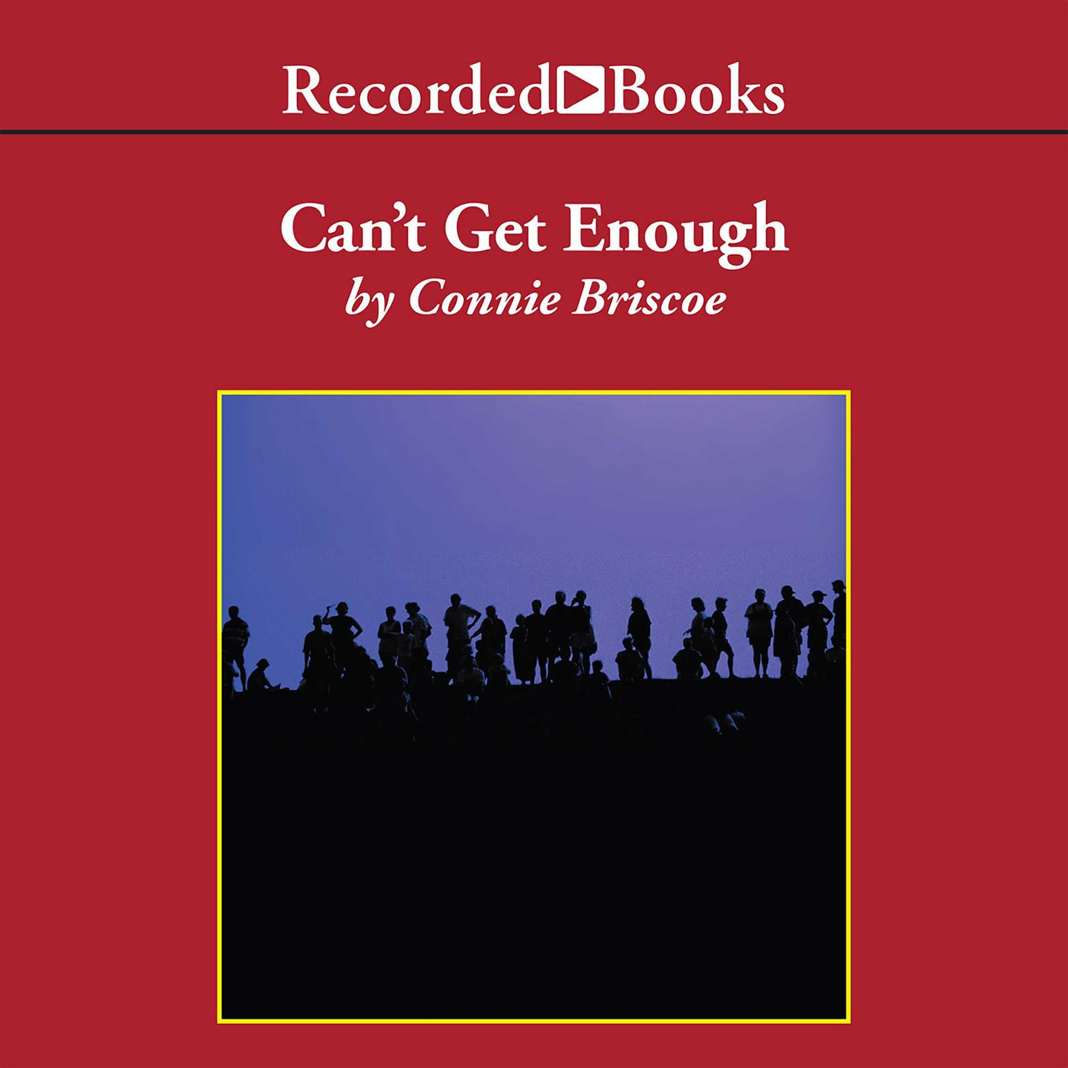 Printable Can't Get Enough Audiobook Cover Art