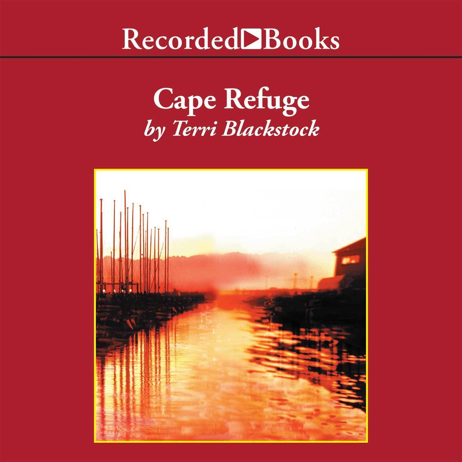 Printable Cape Refuge Audiobook Cover Art