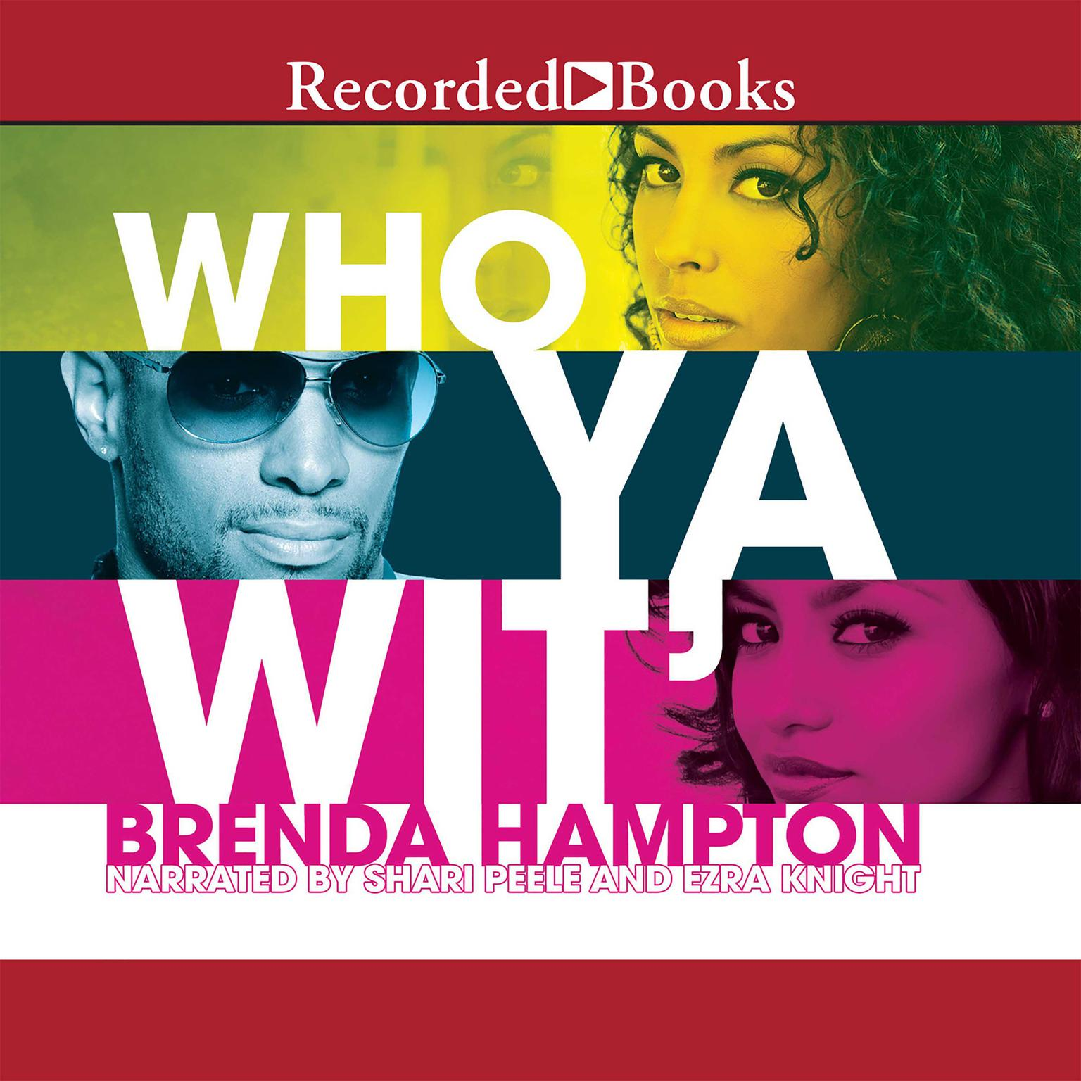 Printable Who Ya Wit': The Finale Audiobook Cover Art