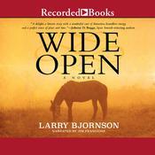 Wide Open Audiobook, by Larry Bjornson