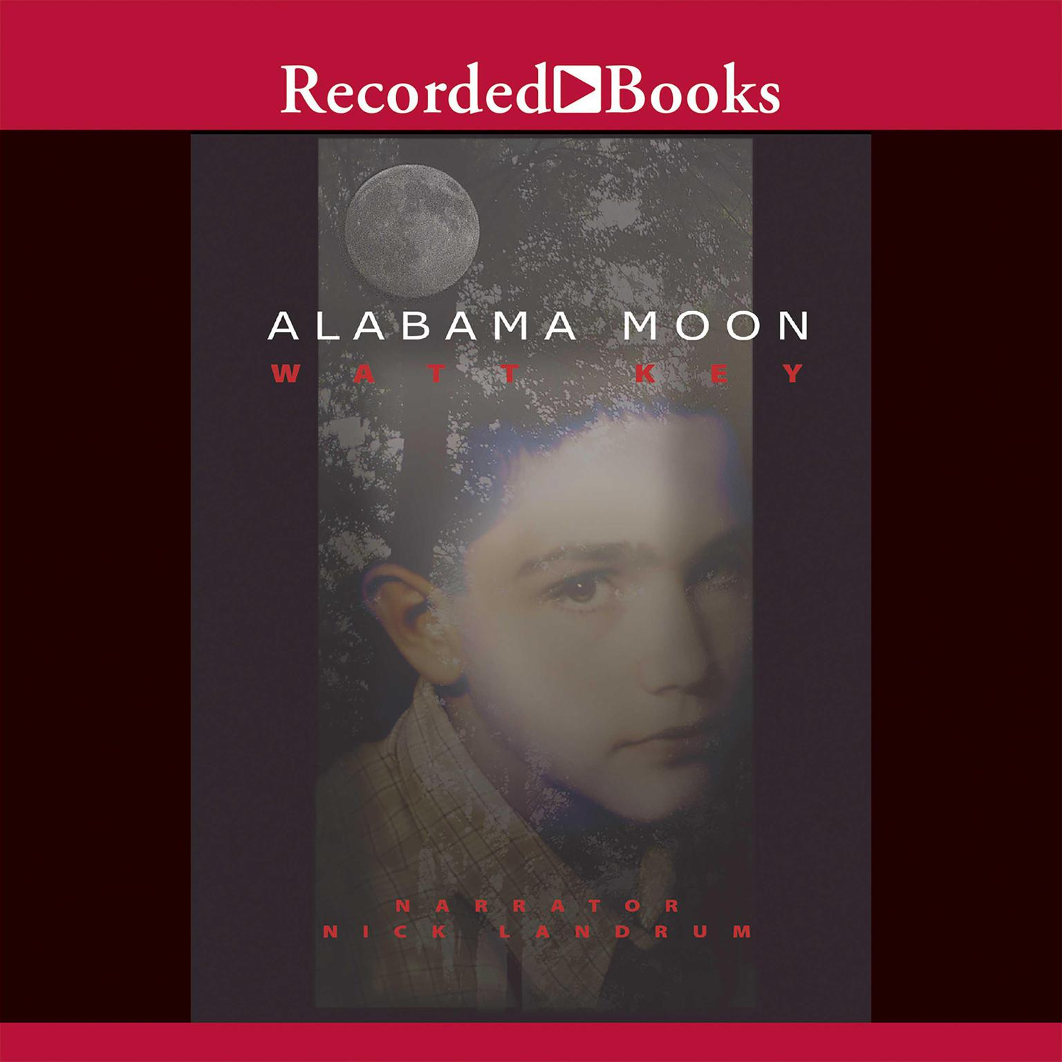 Printable Alabama Moon Audiobook Cover Art