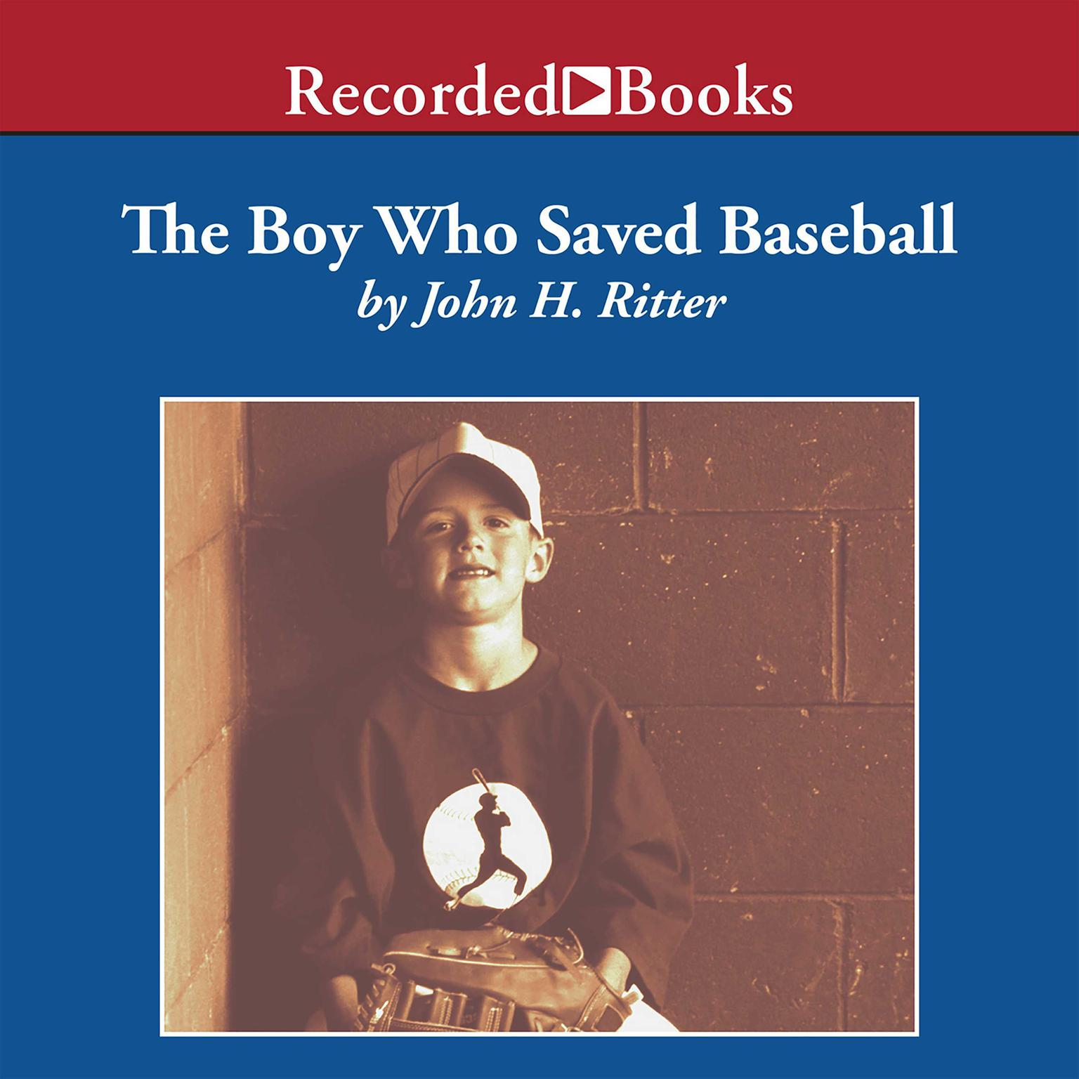 Printable The Boy Who Saved Baseball Audiobook Cover Art