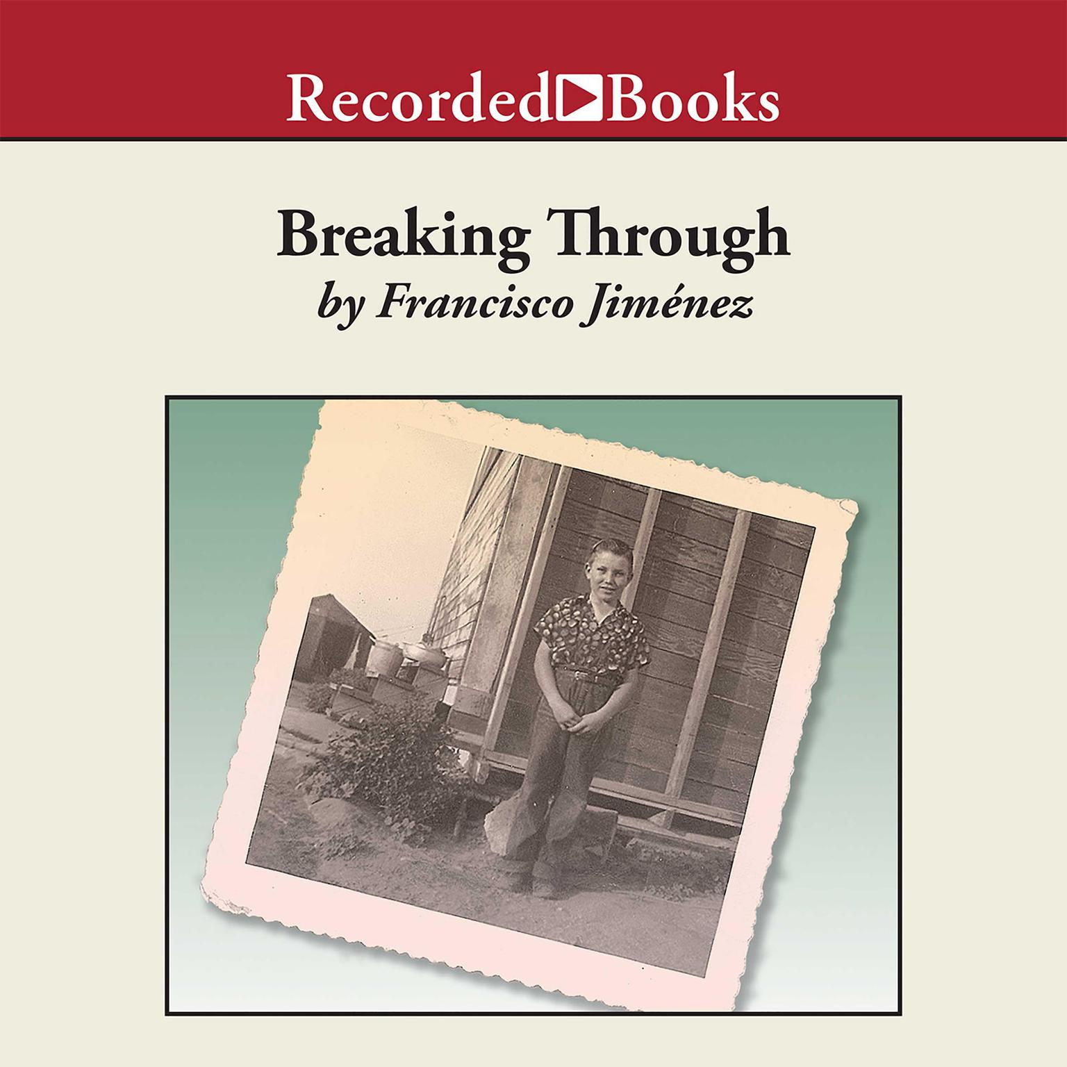 Printable Breaking Through Audiobook Cover Art