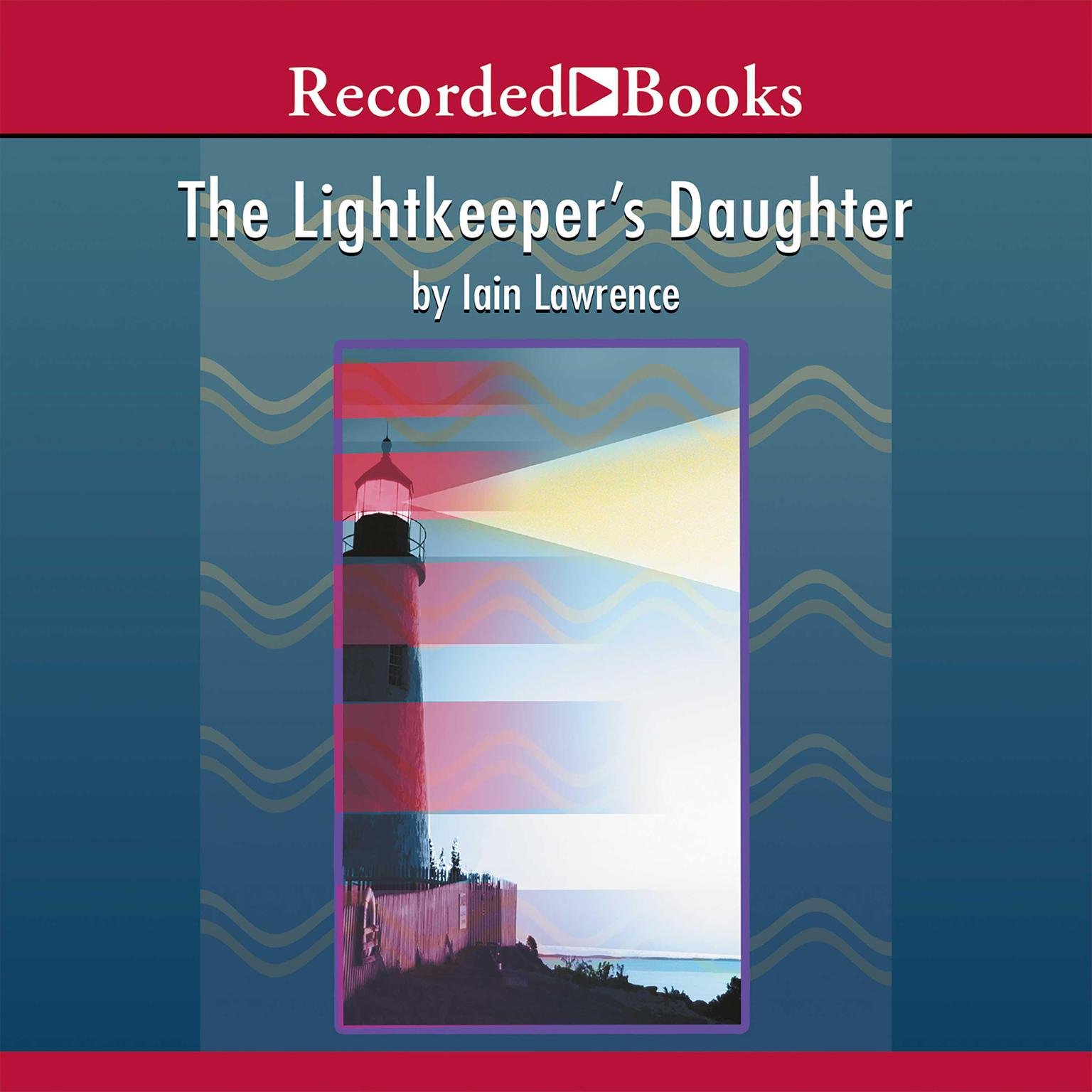Printable The Lightkeeper's Daughter Audiobook Cover Art