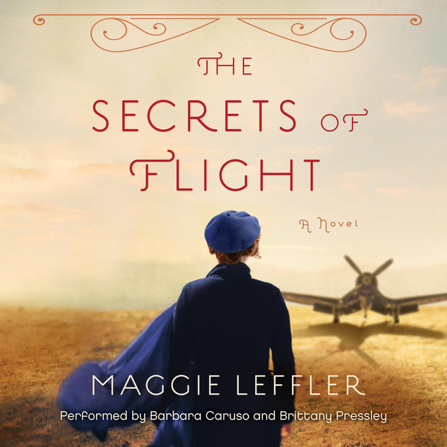 Printable The Secrets of Flight: A Novel Audiobook Cover Art
