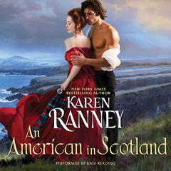An American in Scotland Audiobook, by Karen Ranney