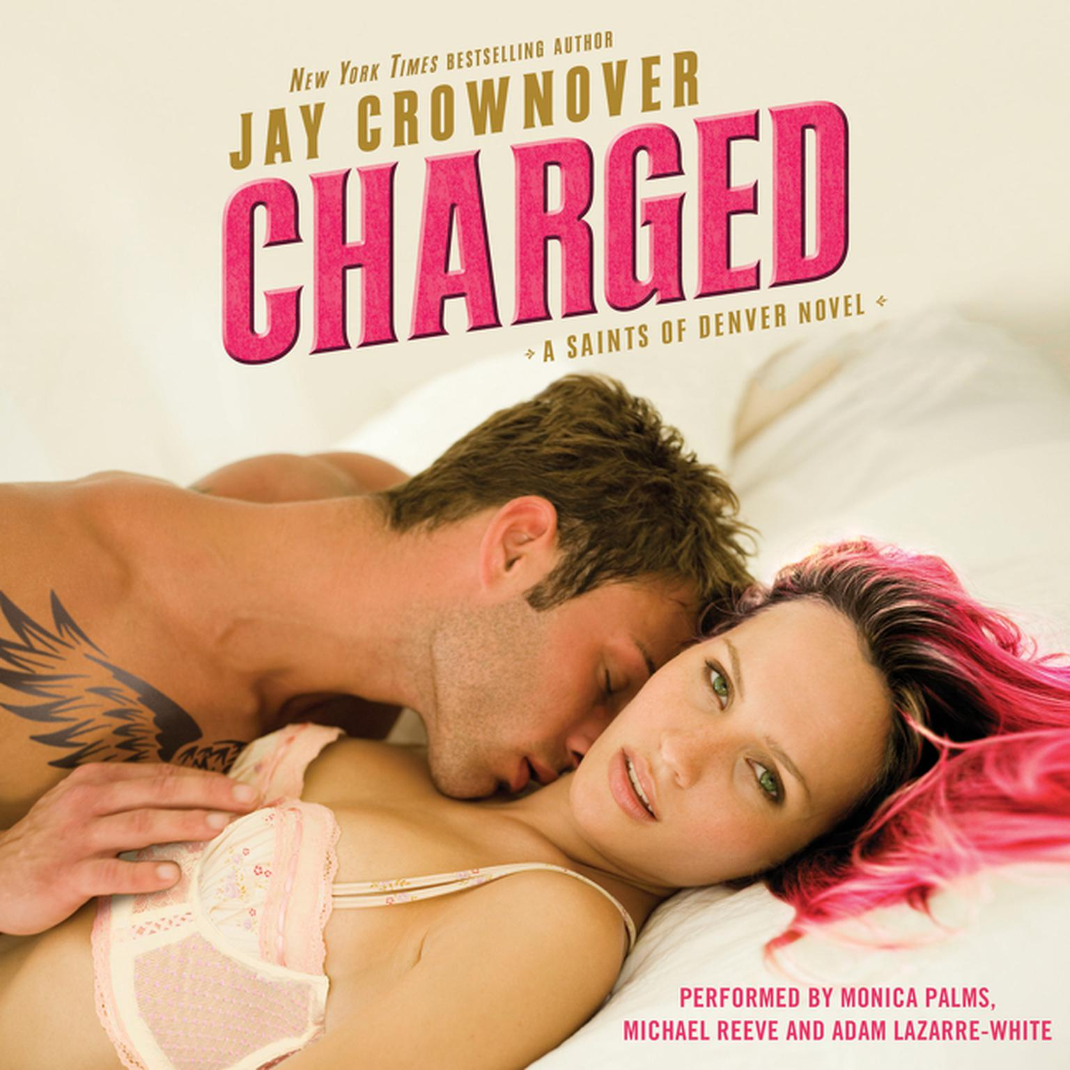 Printable Charged: A Saints of Denver Novel Audiobook Cover Art