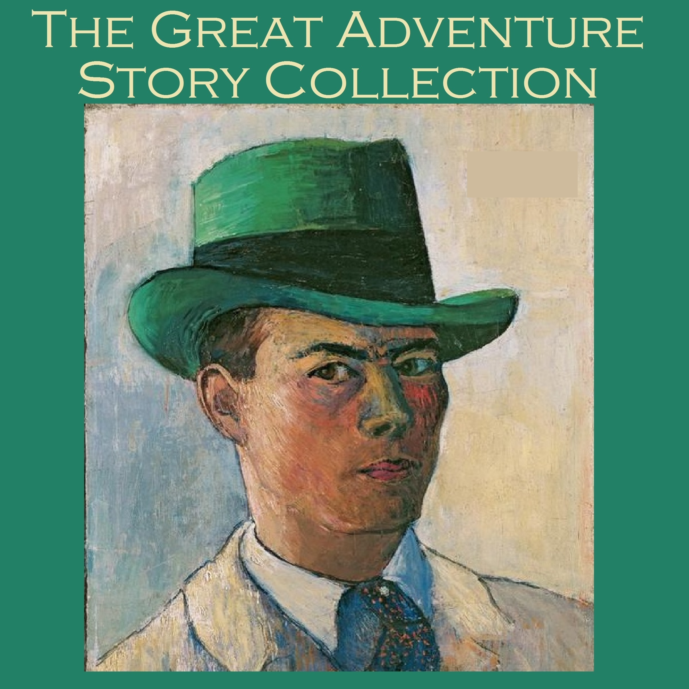 Printable The Great Adventure Story Collection: 40 Action Packed Tales of Adventure and Intrigue Audiobook Cover Art