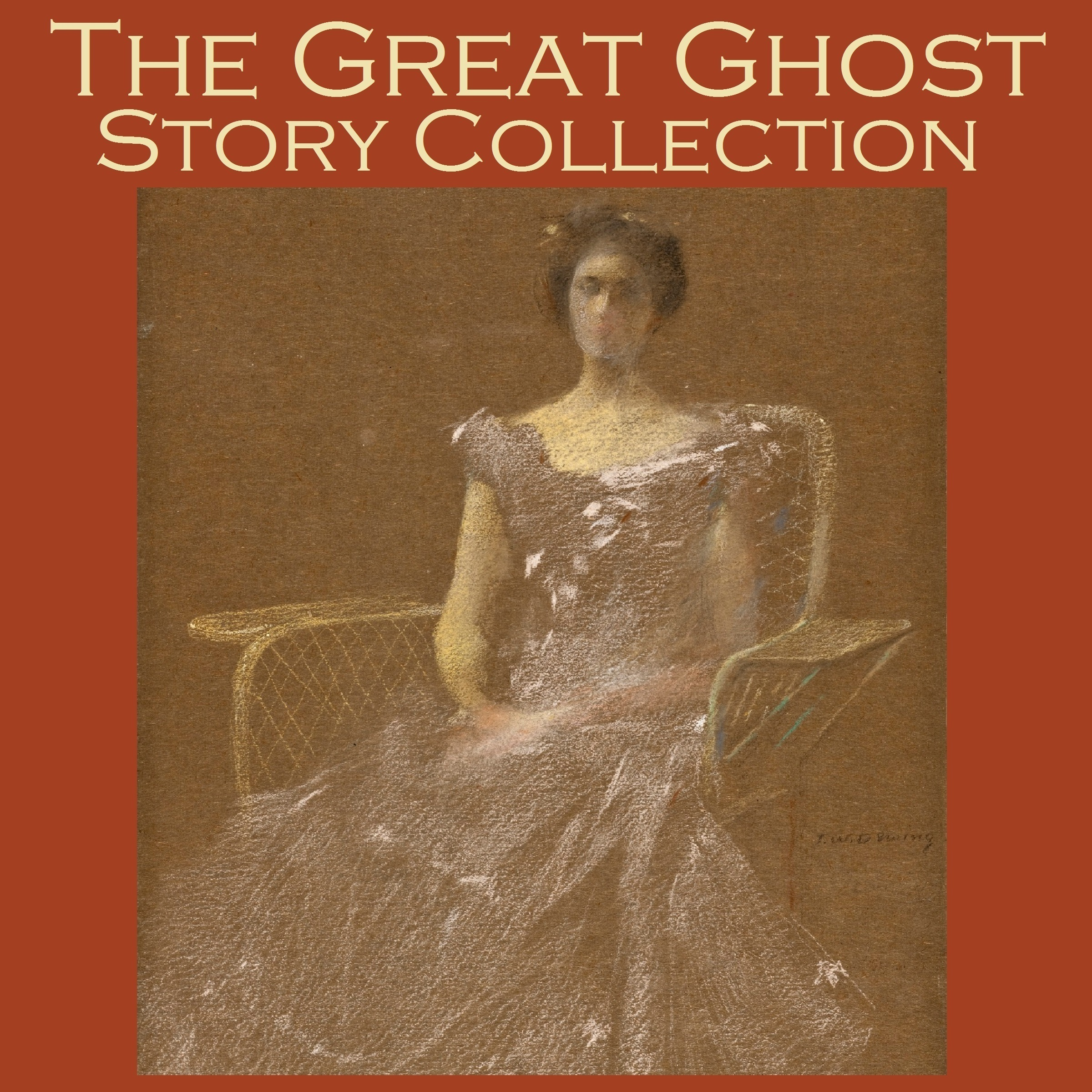 Printable The Great Ghost Story Collection: Over 40 Spooky Tales Audiobook Cover Art
