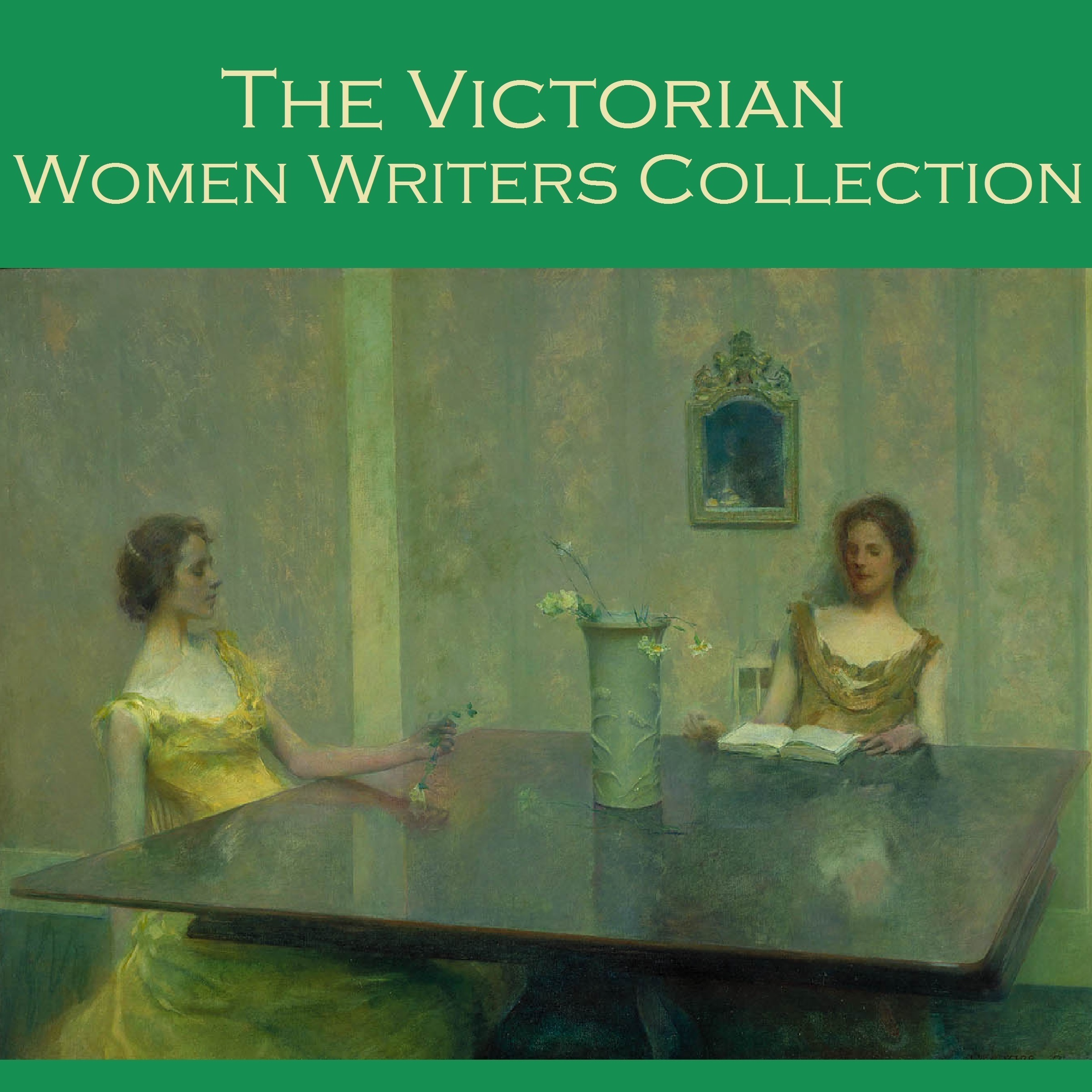 Printable The Victorian Women Writers Collection Audiobook Cover Art