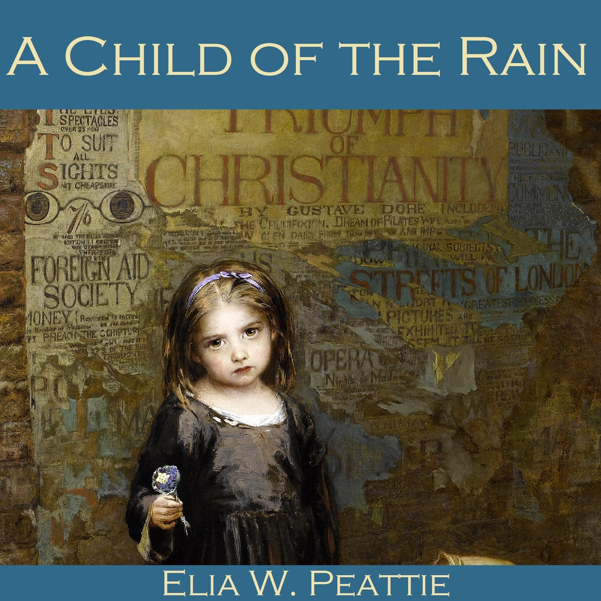 Printable A Child of the Rain Audiobook Cover Art