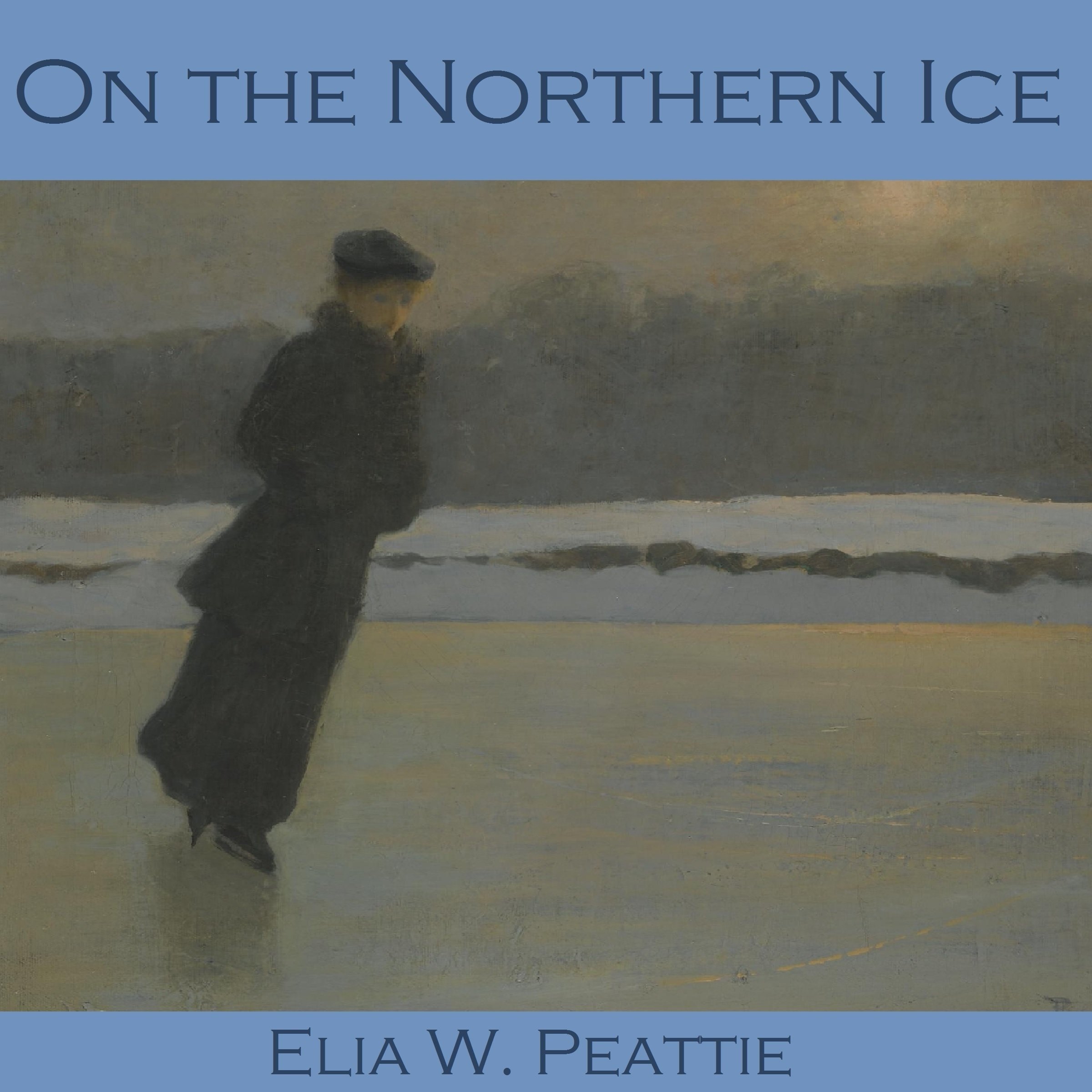 Printable On the Northern Ice Audiobook Cover Art