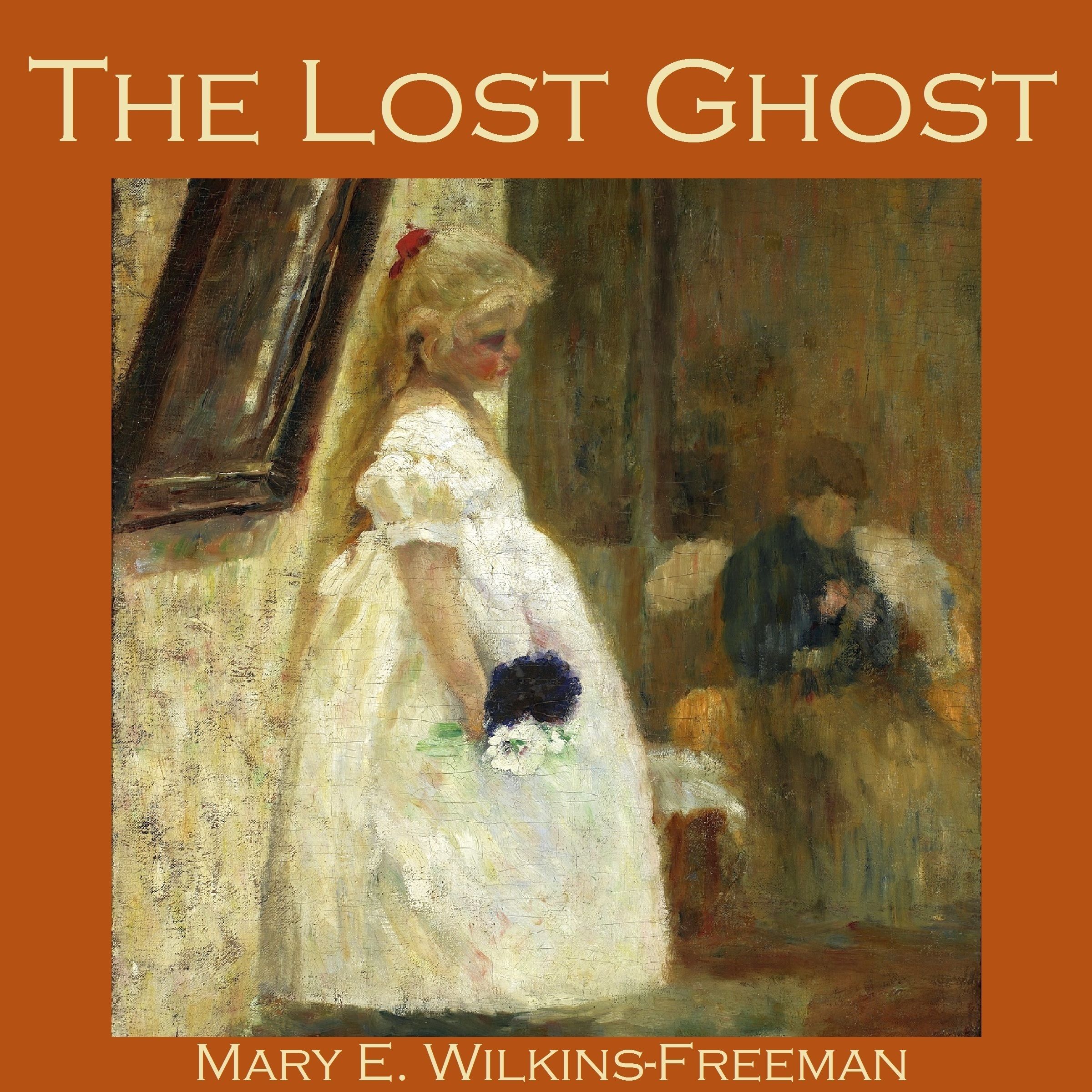 Printable The Lost Ghost Audiobook Cover Art