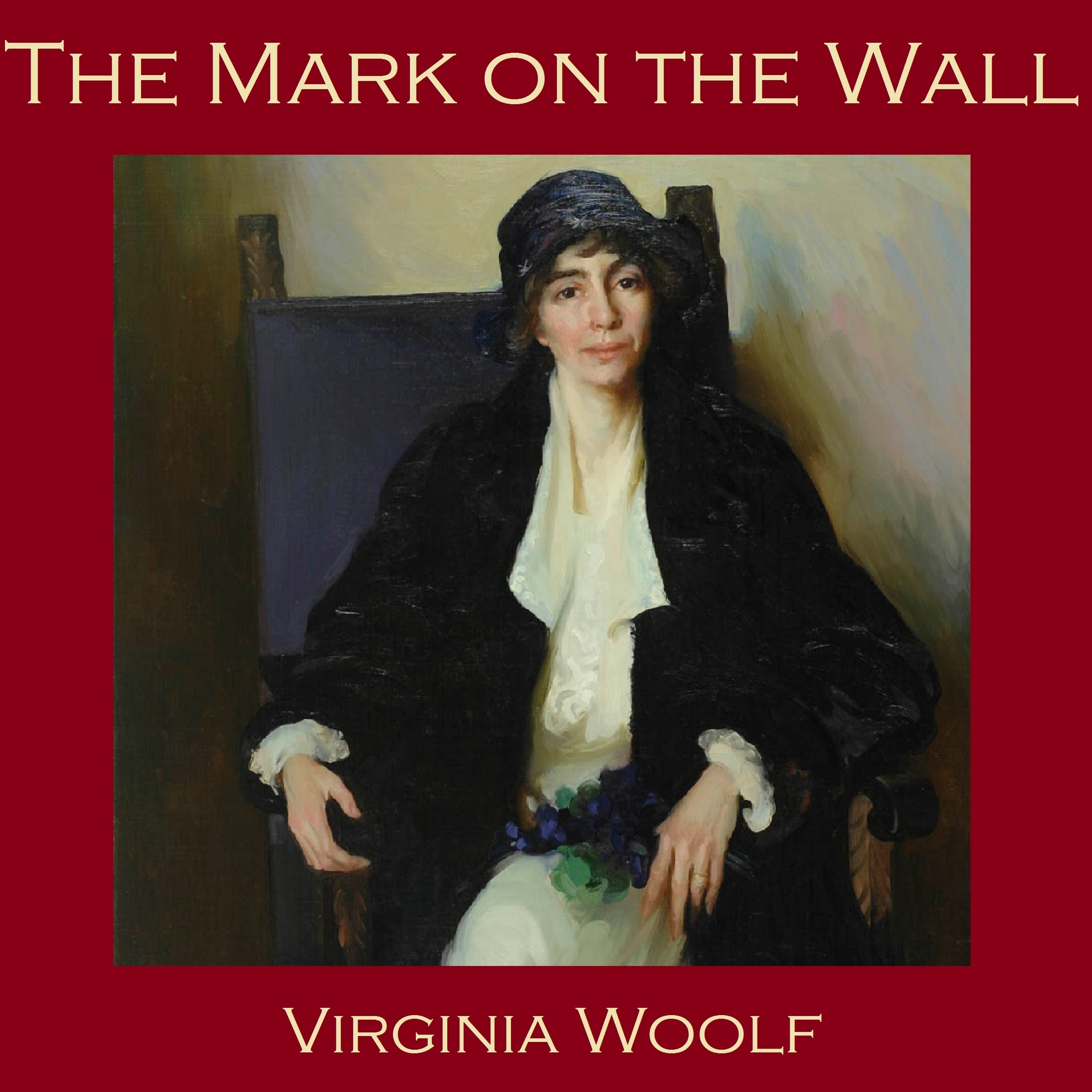 Printable The Mark on the Wall Audiobook Cover Art