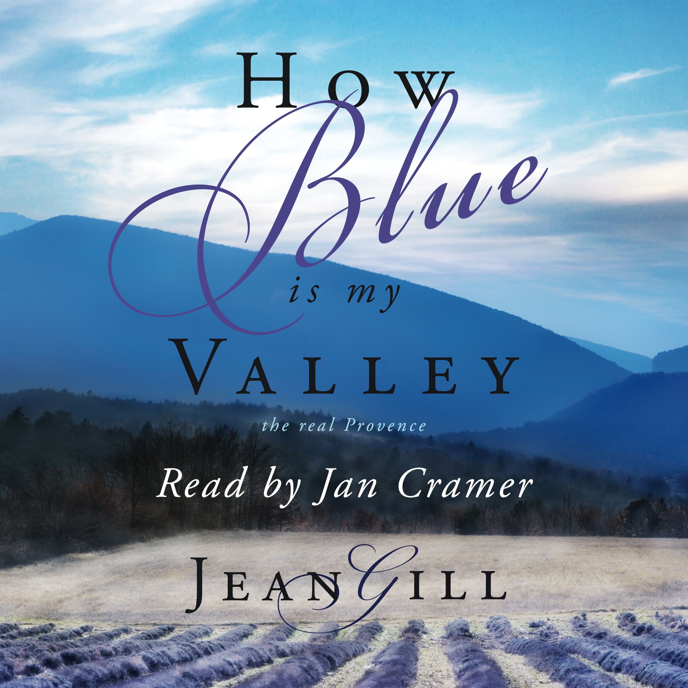 Printable How Blue is My Valley Audiobook Cover Art