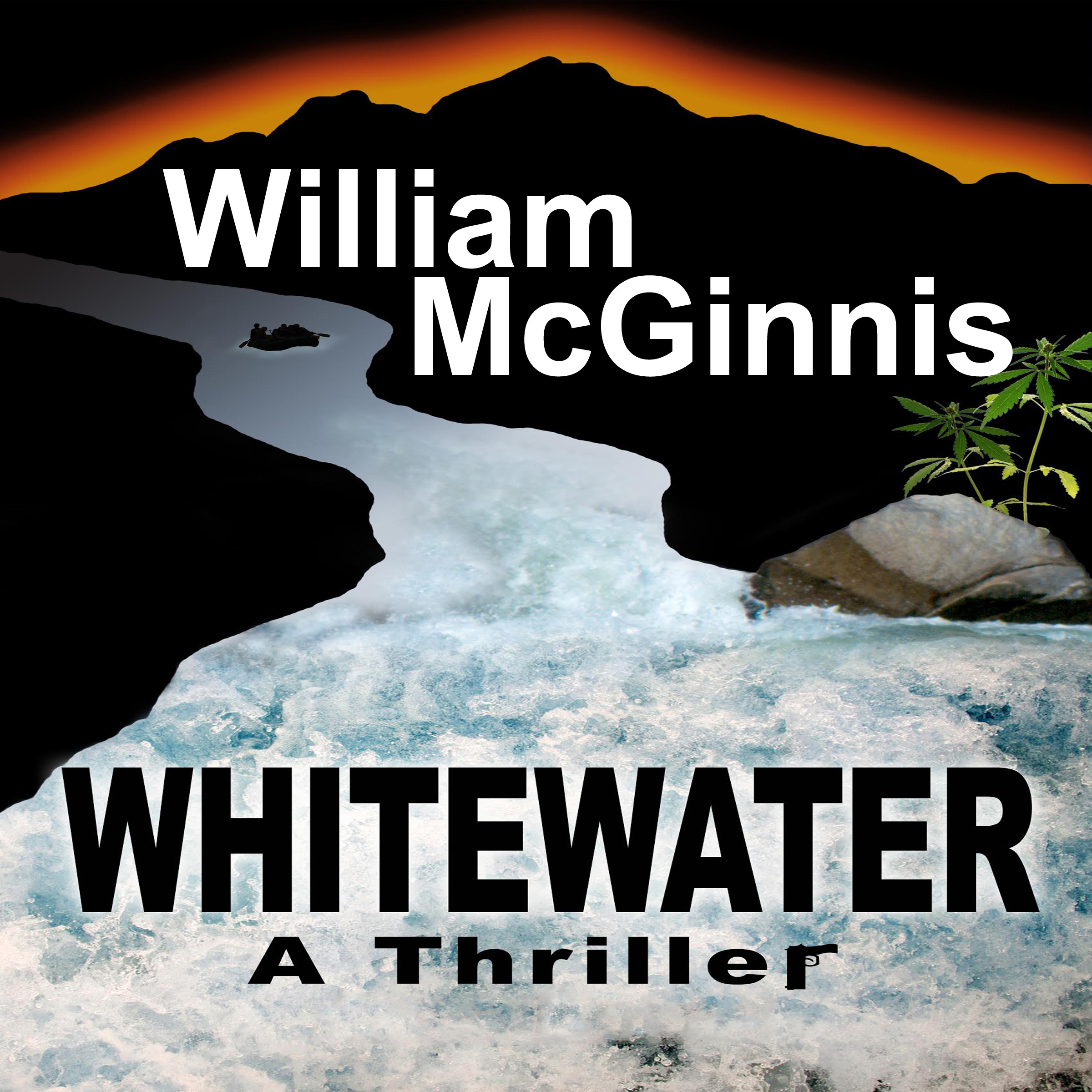 Printable Whitewater: A Thriller Audiobook Cover Art