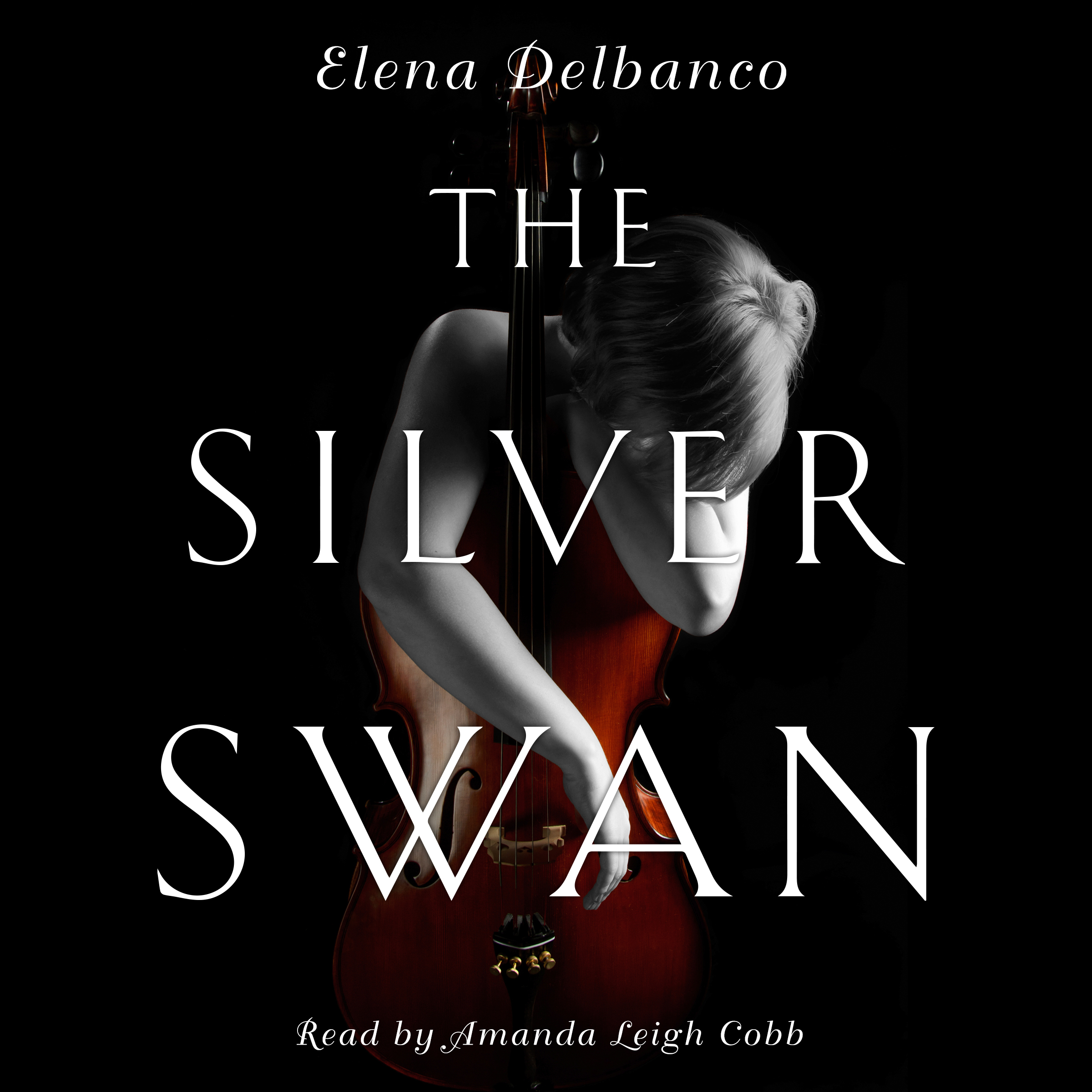 Printable The Silver Swan Audiobook Cover Art