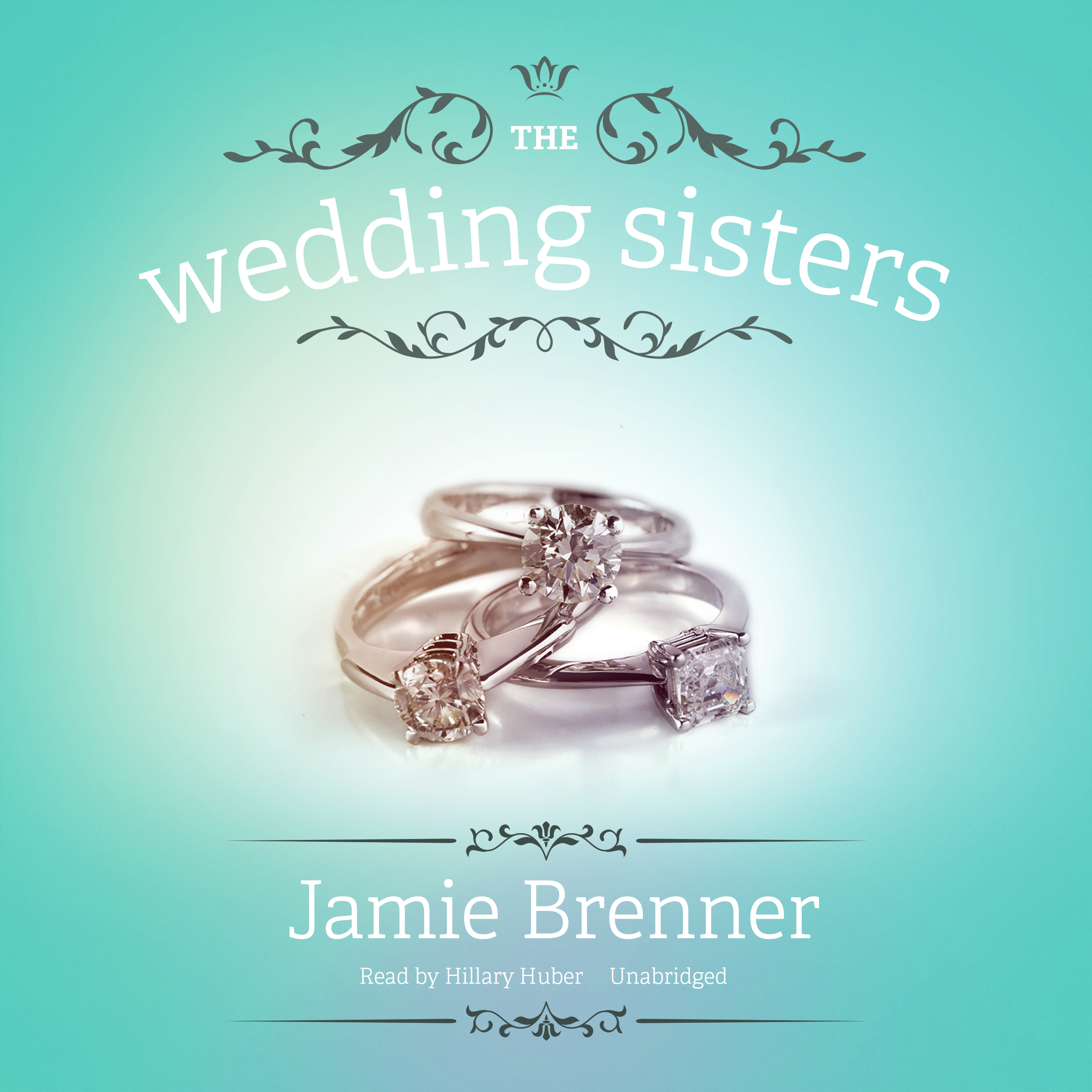 Printable The Wedding Sisters Audiobook Cover Art