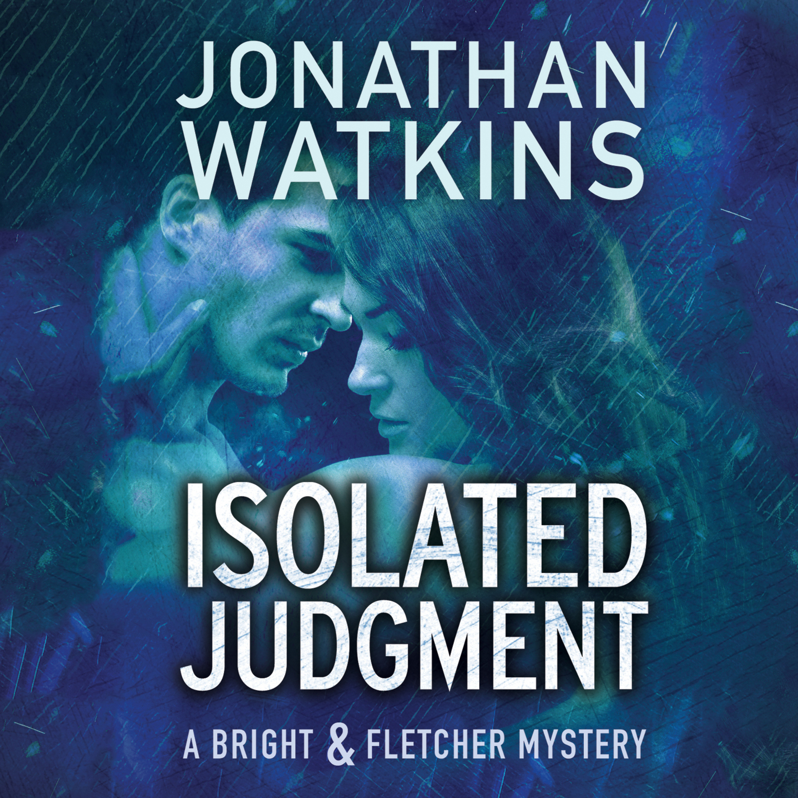 Printable Isolated Judgment Audiobook Cover Art