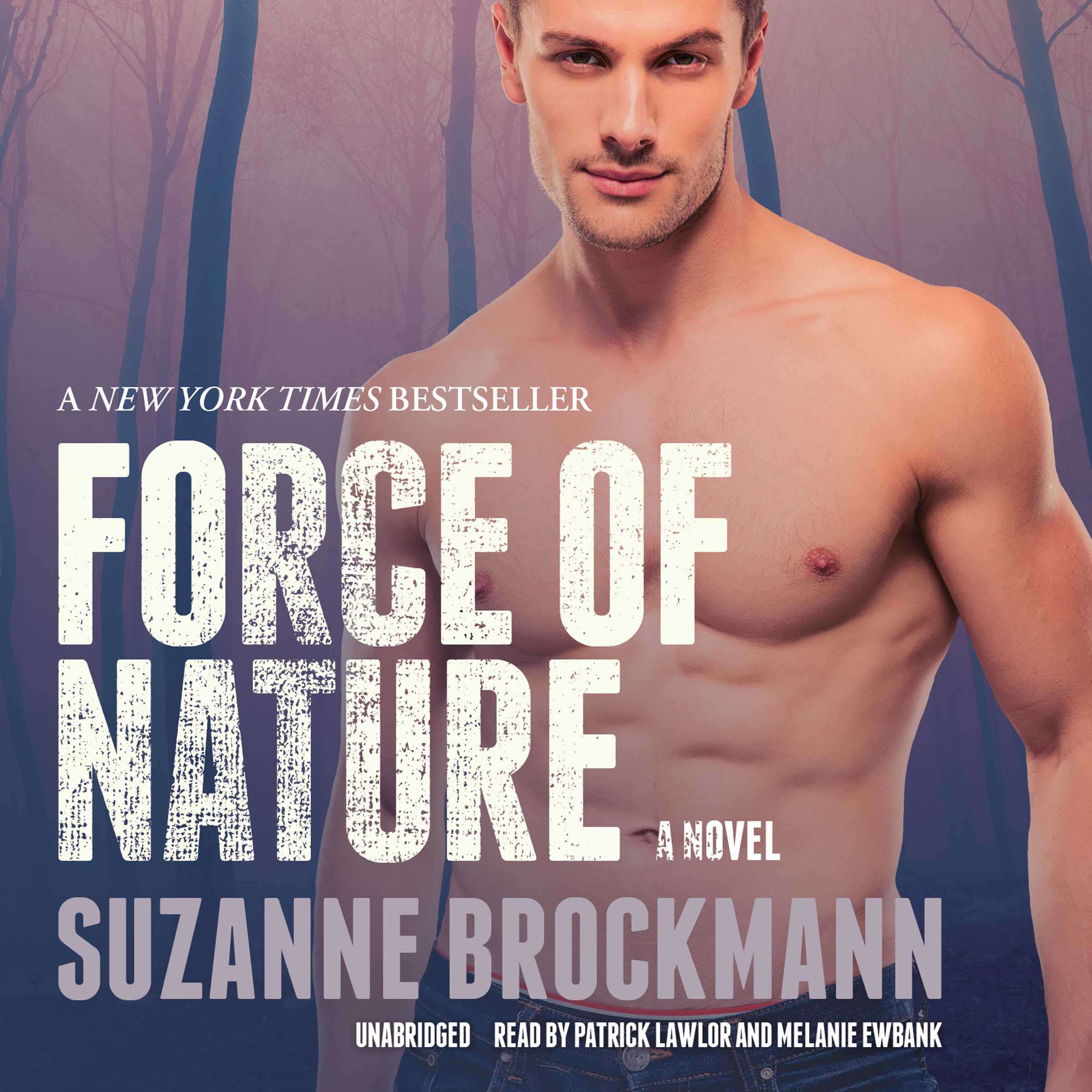 Printable Force of Nature: A Novel Audiobook Cover Art