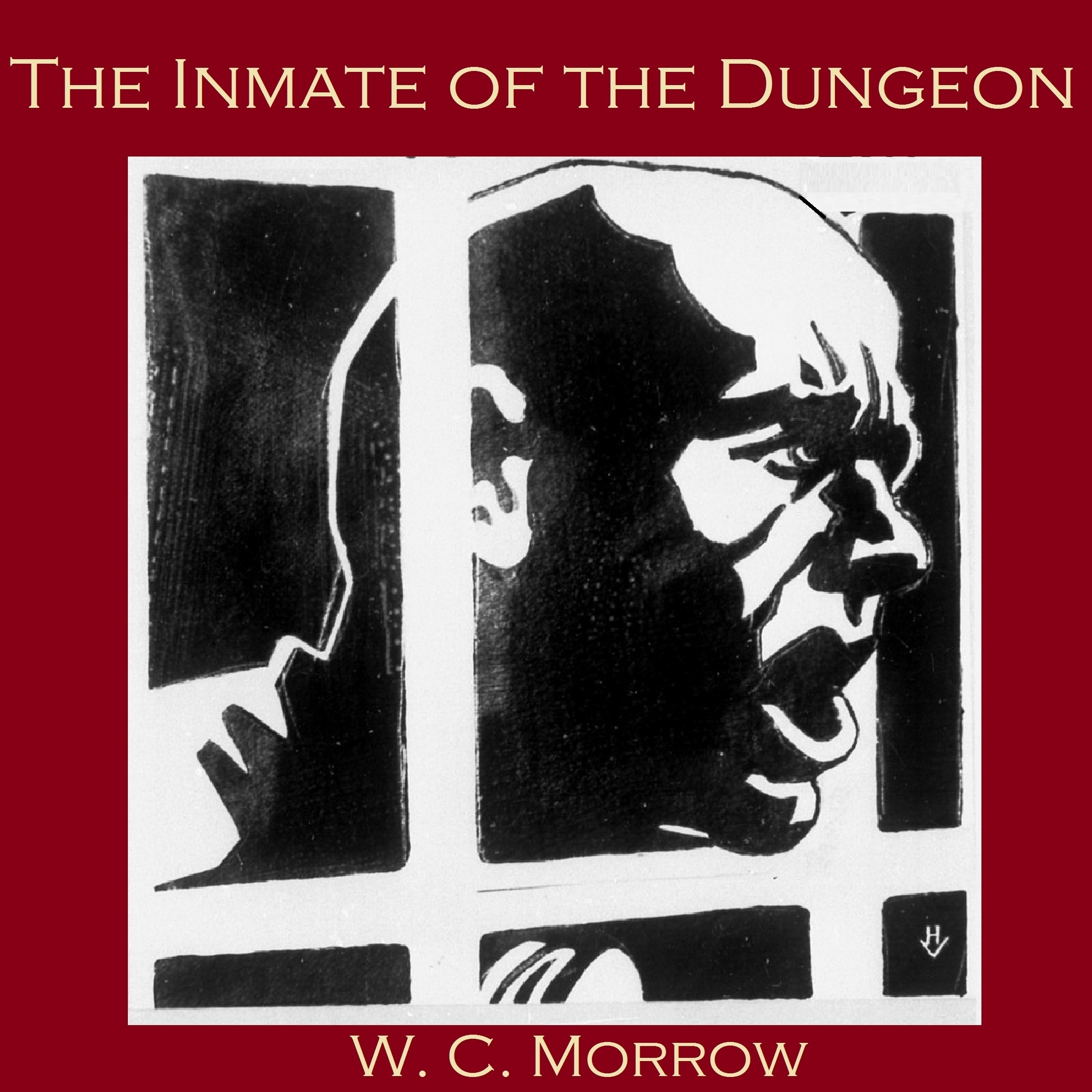 Printable The Inmate of the Dungeon Audiobook Cover Art