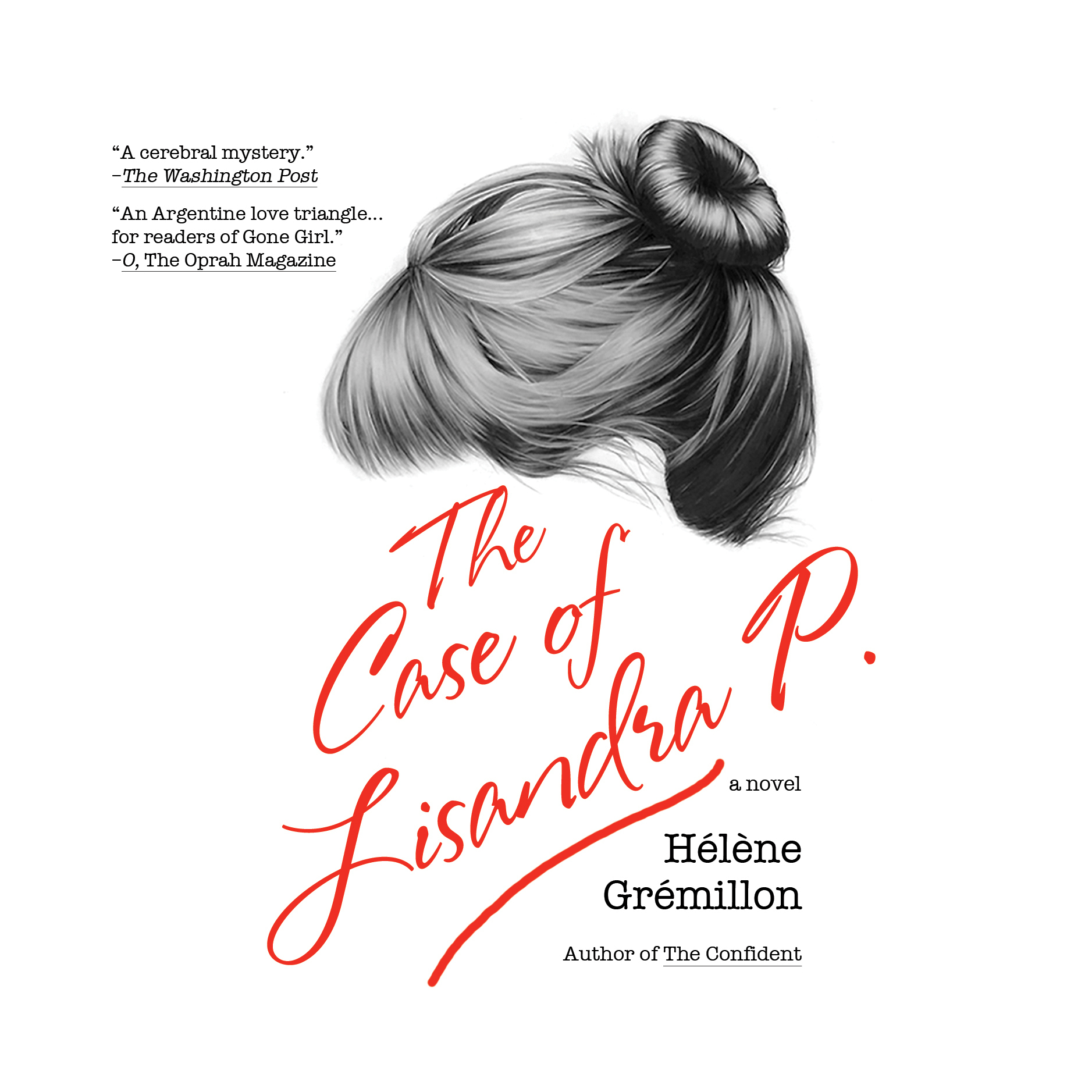 Printable The Case of Lisandra P Audiobook Cover Art
