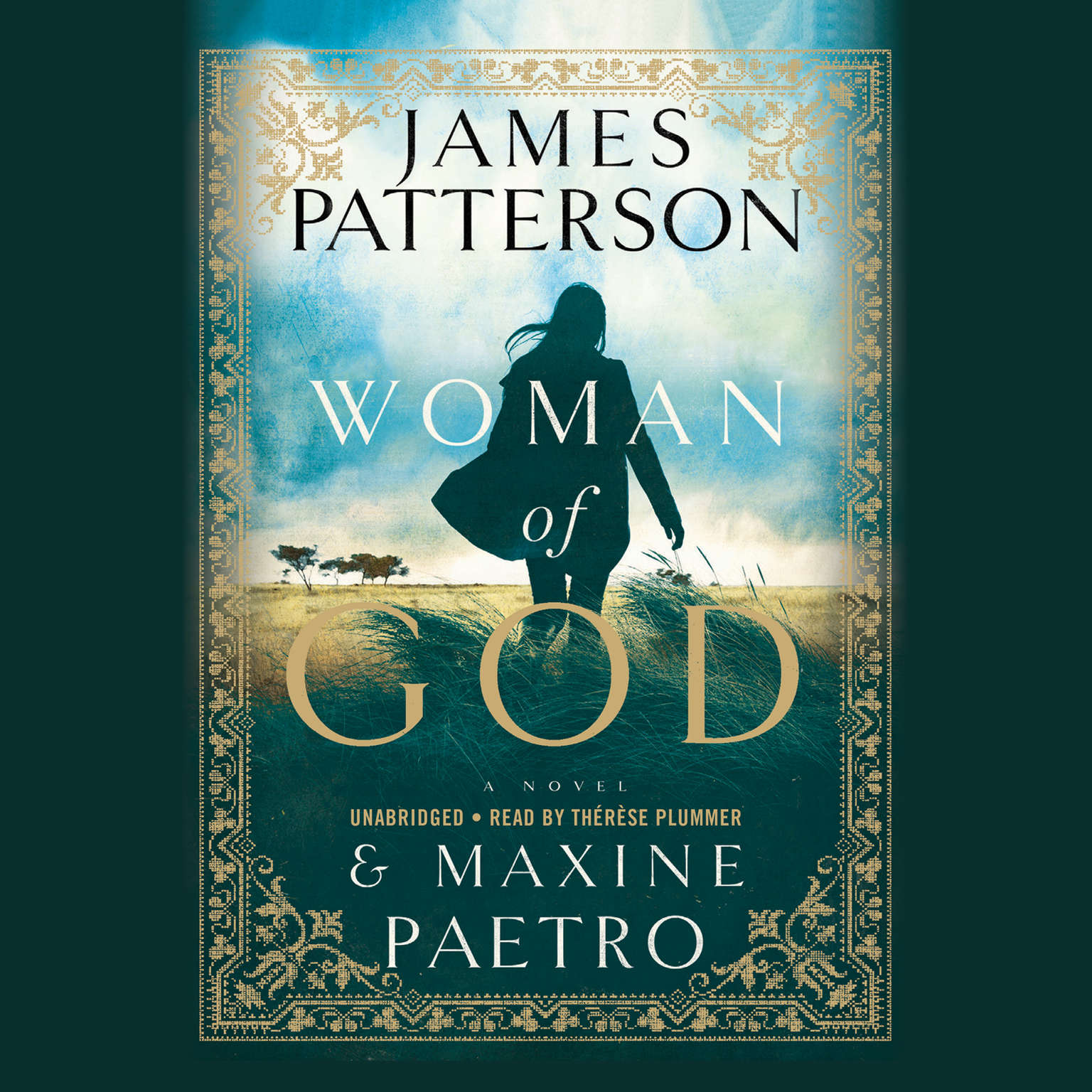 Printable Woman of God Audiobook Cover Art
