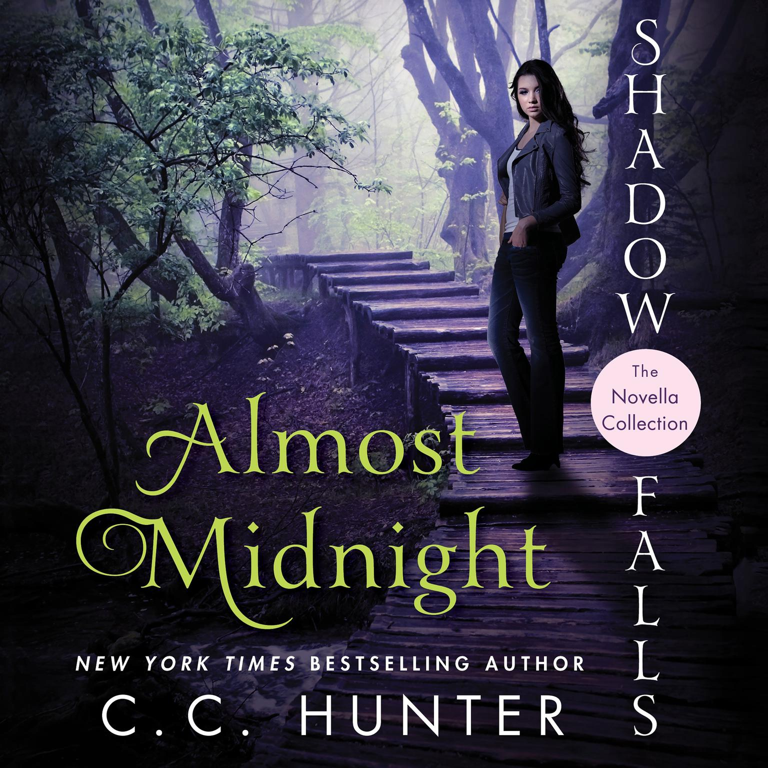 Printable Almost Midnight: Shadow Falls: The Novella Collection Audiobook Cover Art