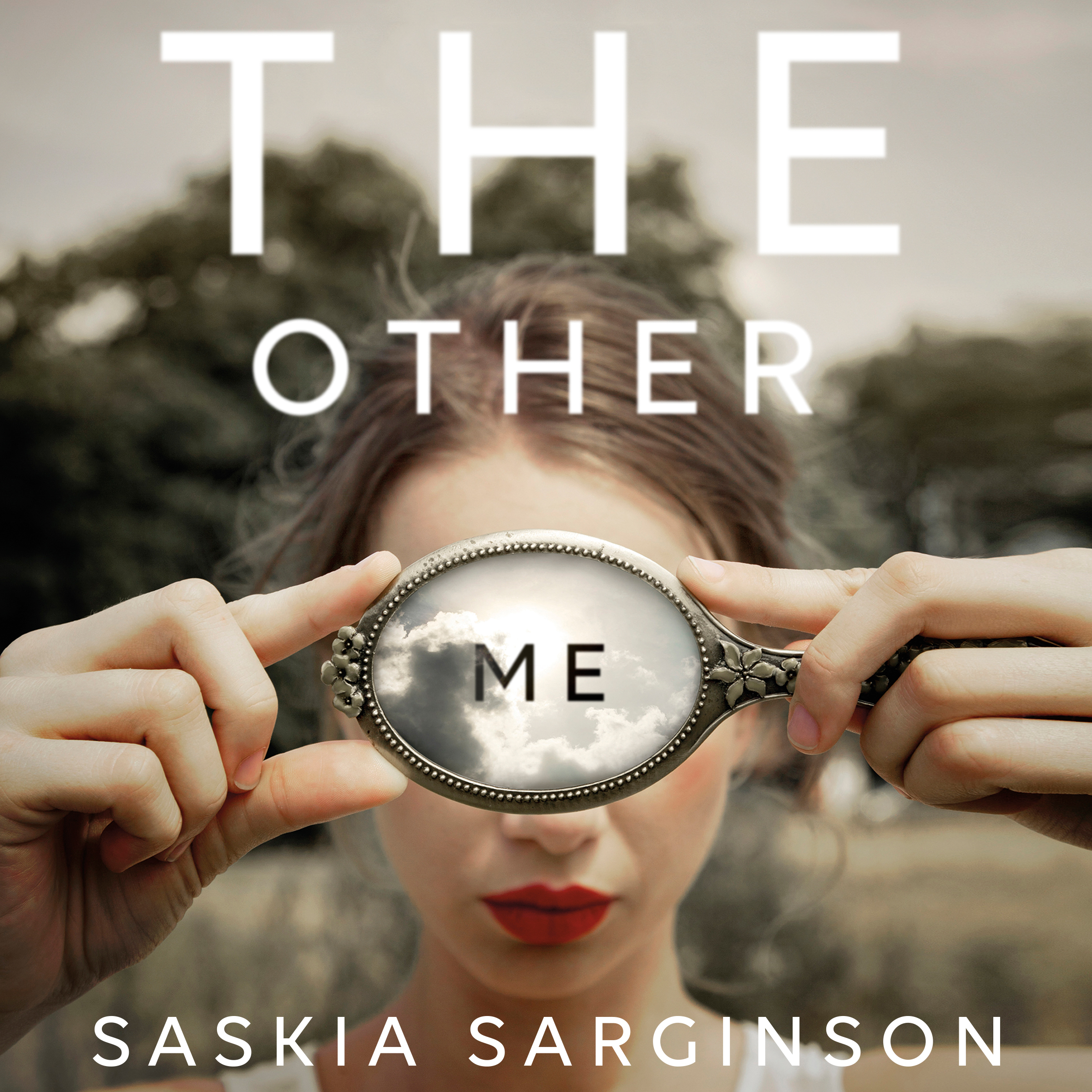 Printable The Other Me Audiobook Cover Art
