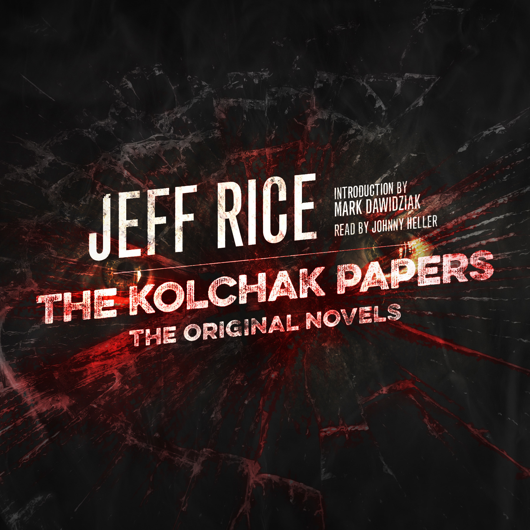 Printable The Kolchak Papers: The Original Novels Audiobook Cover Art