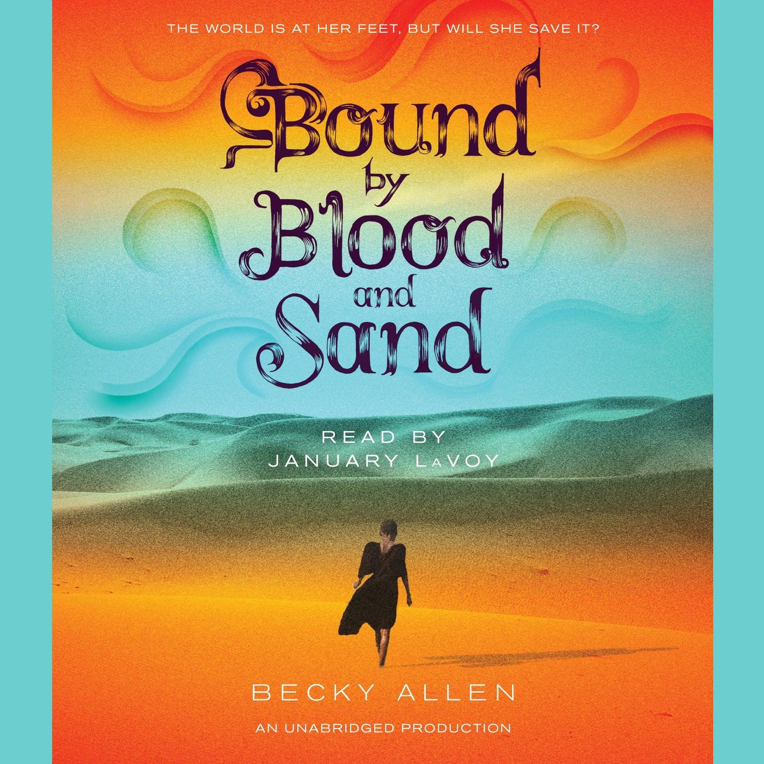 Printable Bound by Blood and Sand Audiobook Cover Art