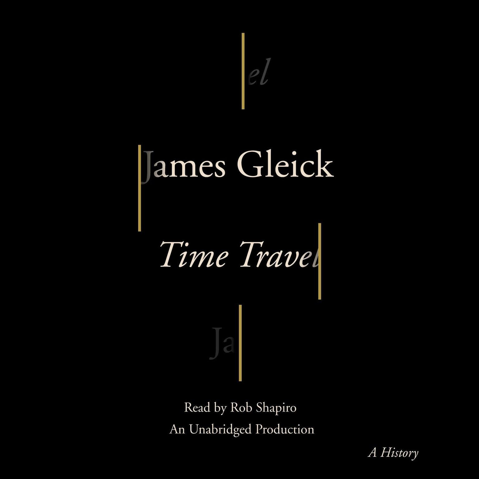 Printable Time Travel: A History Audiobook Cover Art