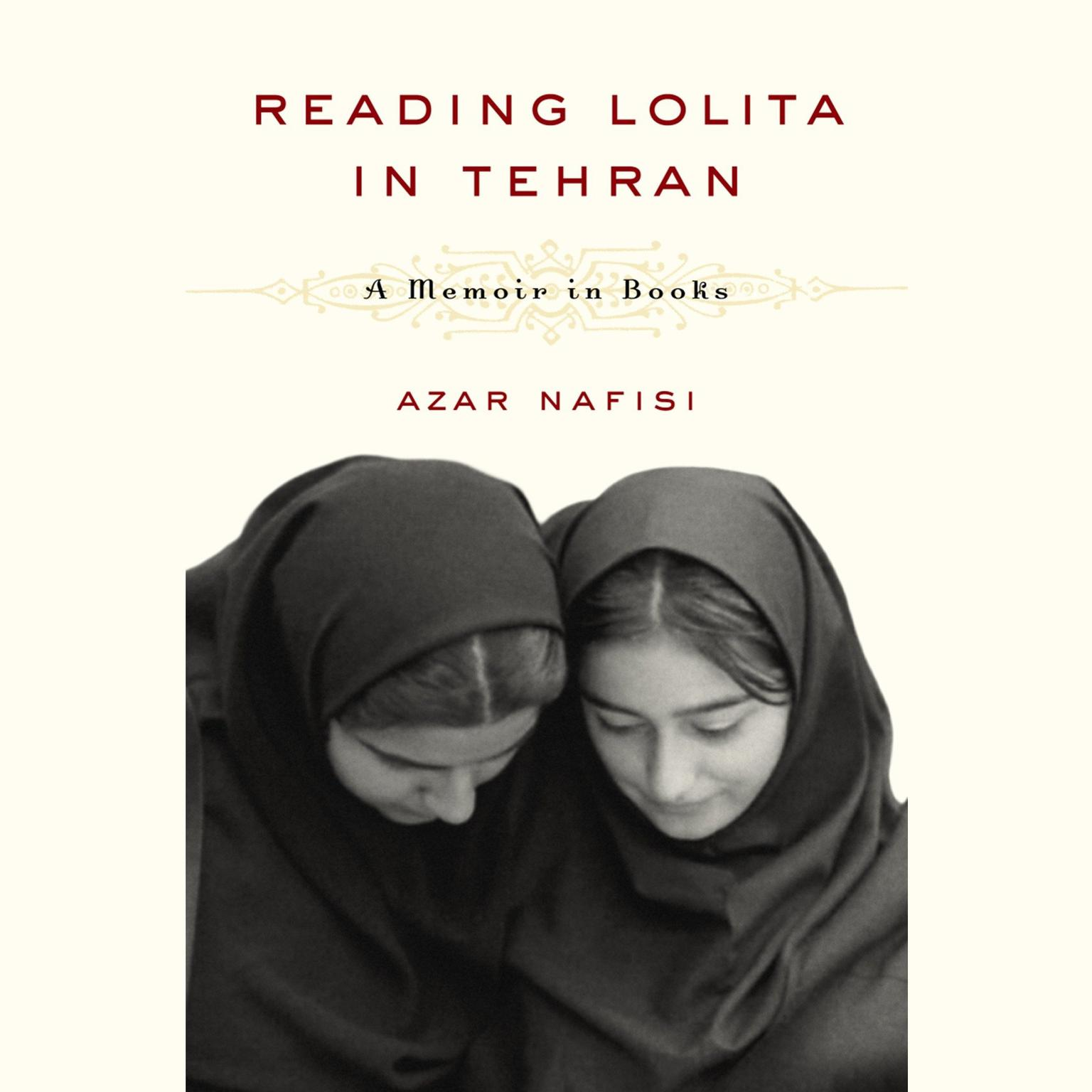 Printable Reading Lolita in Tehran: A Memoir in Books Audiobook Cover Art