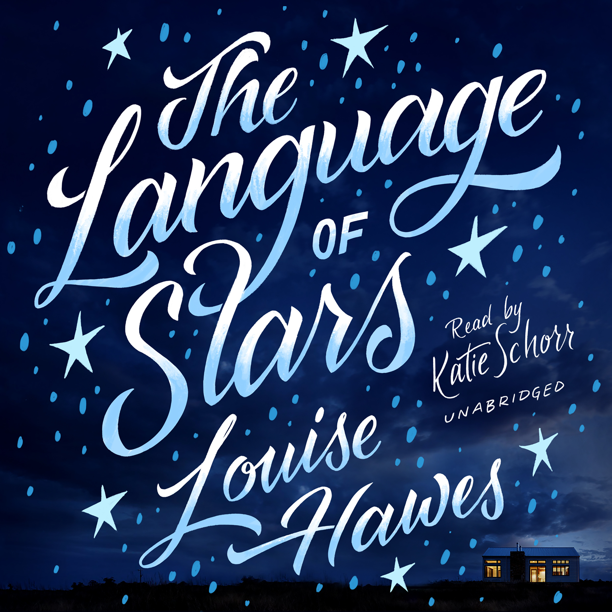 Printable The Language of Stars Audiobook Cover Art