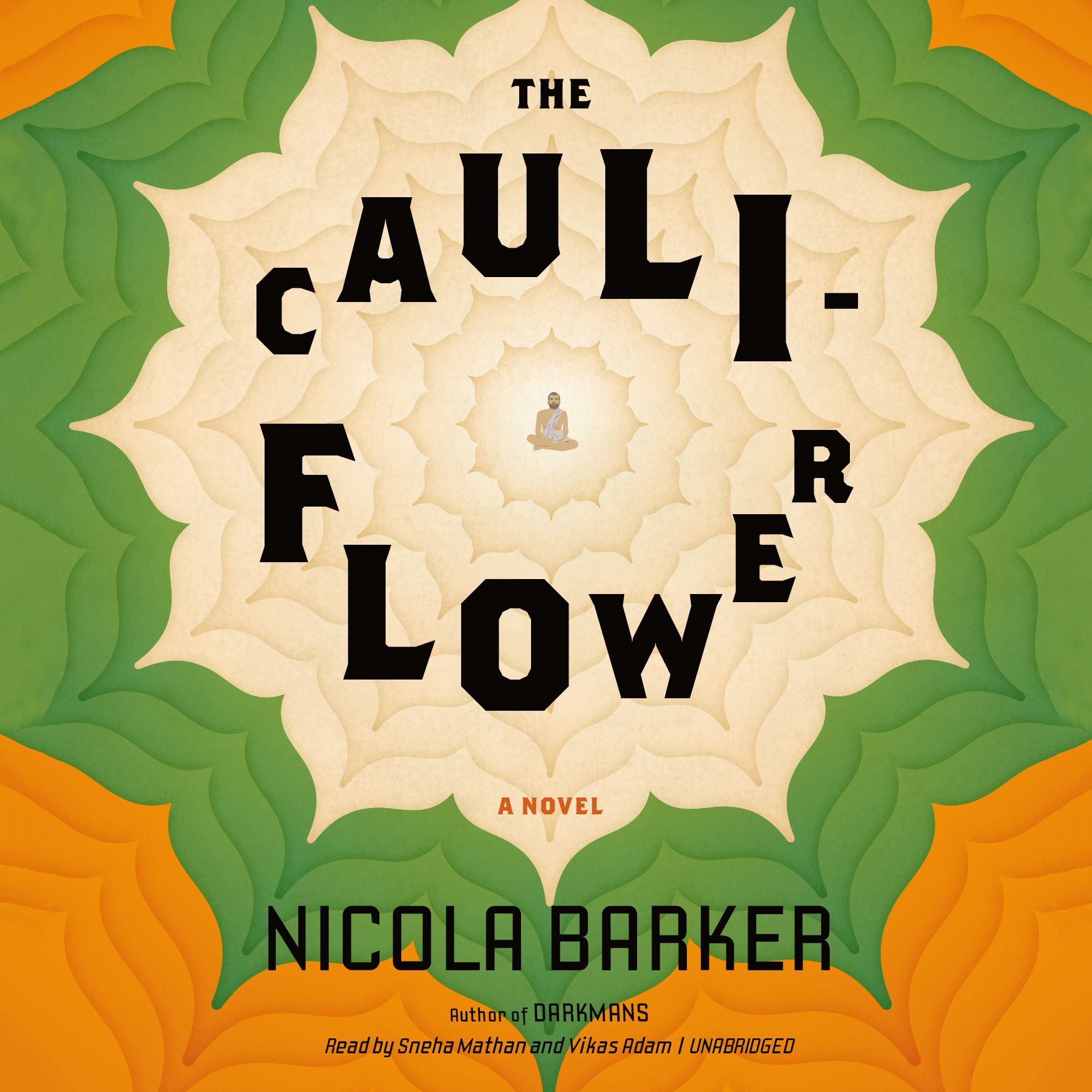 Printable The Cauliflower: A Novel Audiobook Cover Art