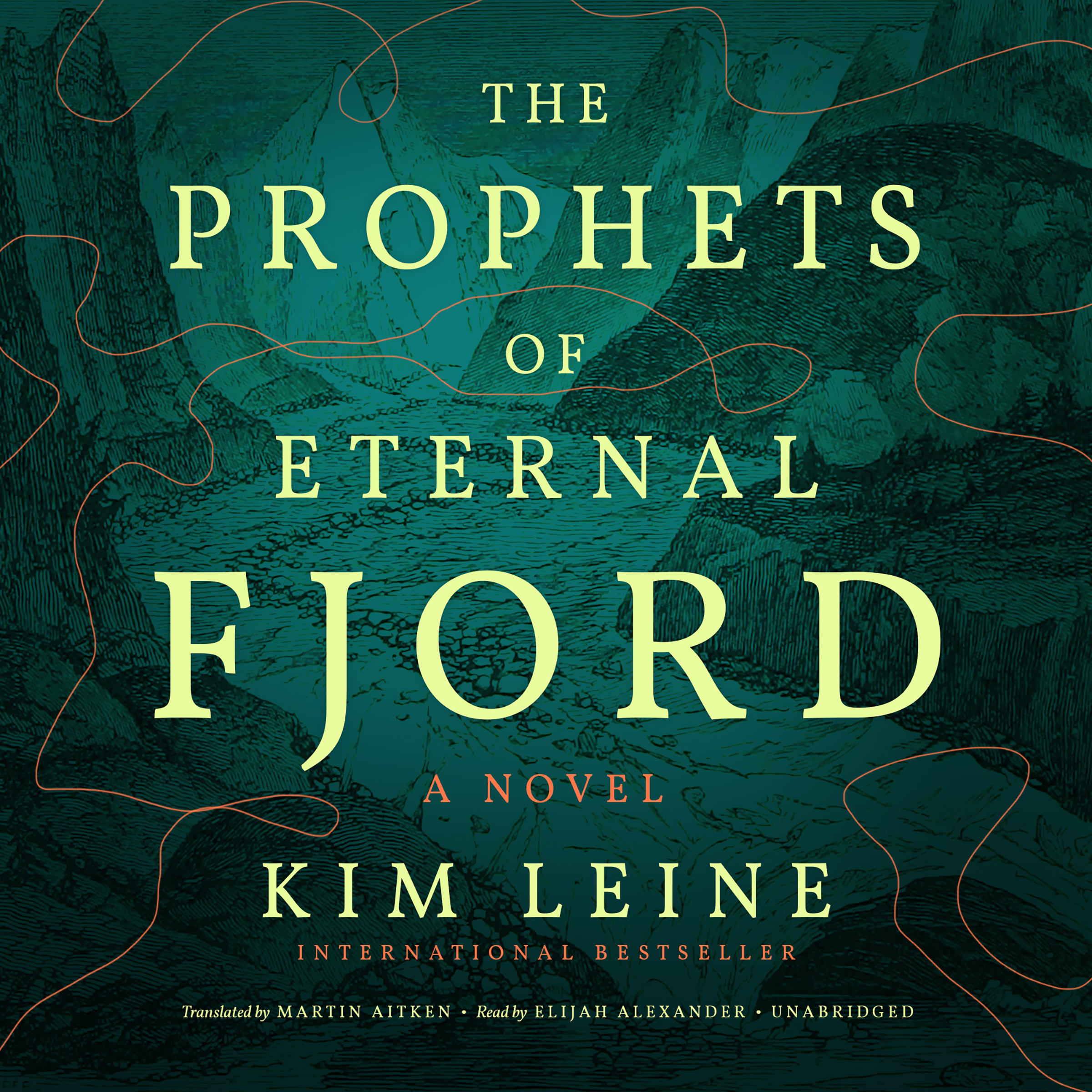 Printable The Prophets of Eternal Fjord Audiobook Cover Art