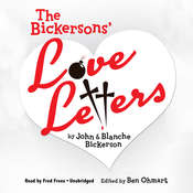 The Bickersons' Love Letters Audiobook, by Ben Ohmart