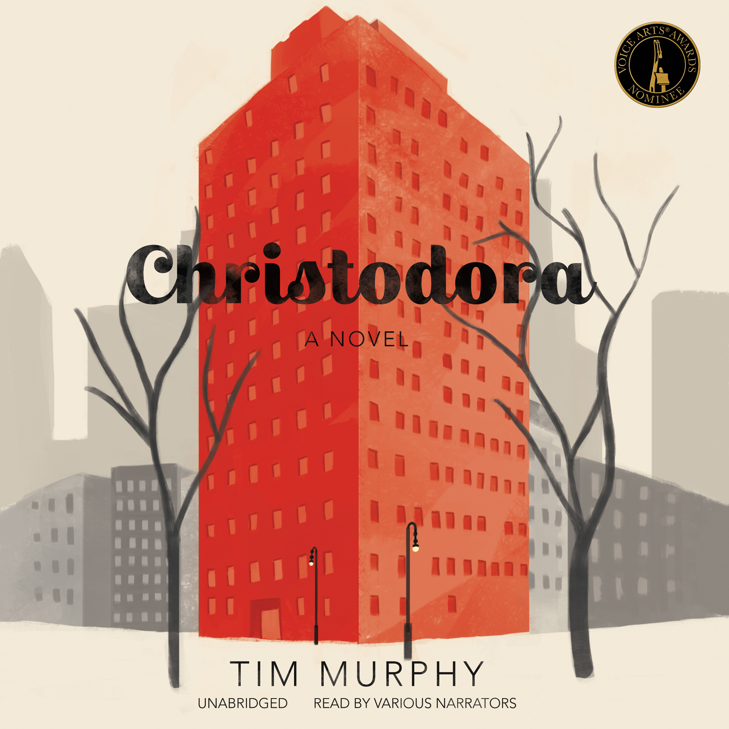 Printable Christodora: A Novel Audiobook Cover Art