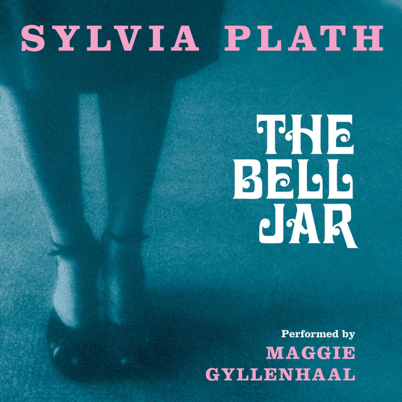 Printable The Bell Jar Audiobook Cover Art