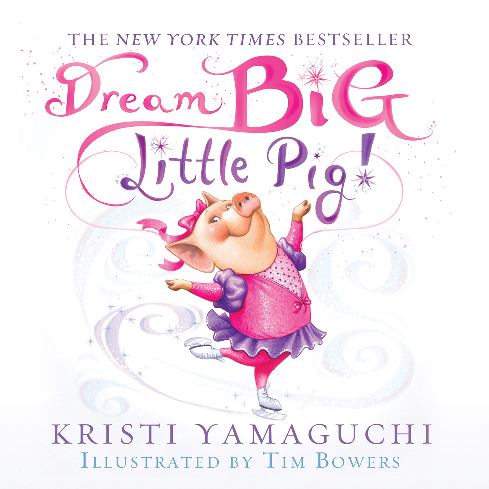Printable Dream Big, Little Pig! Audiobook Cover Art