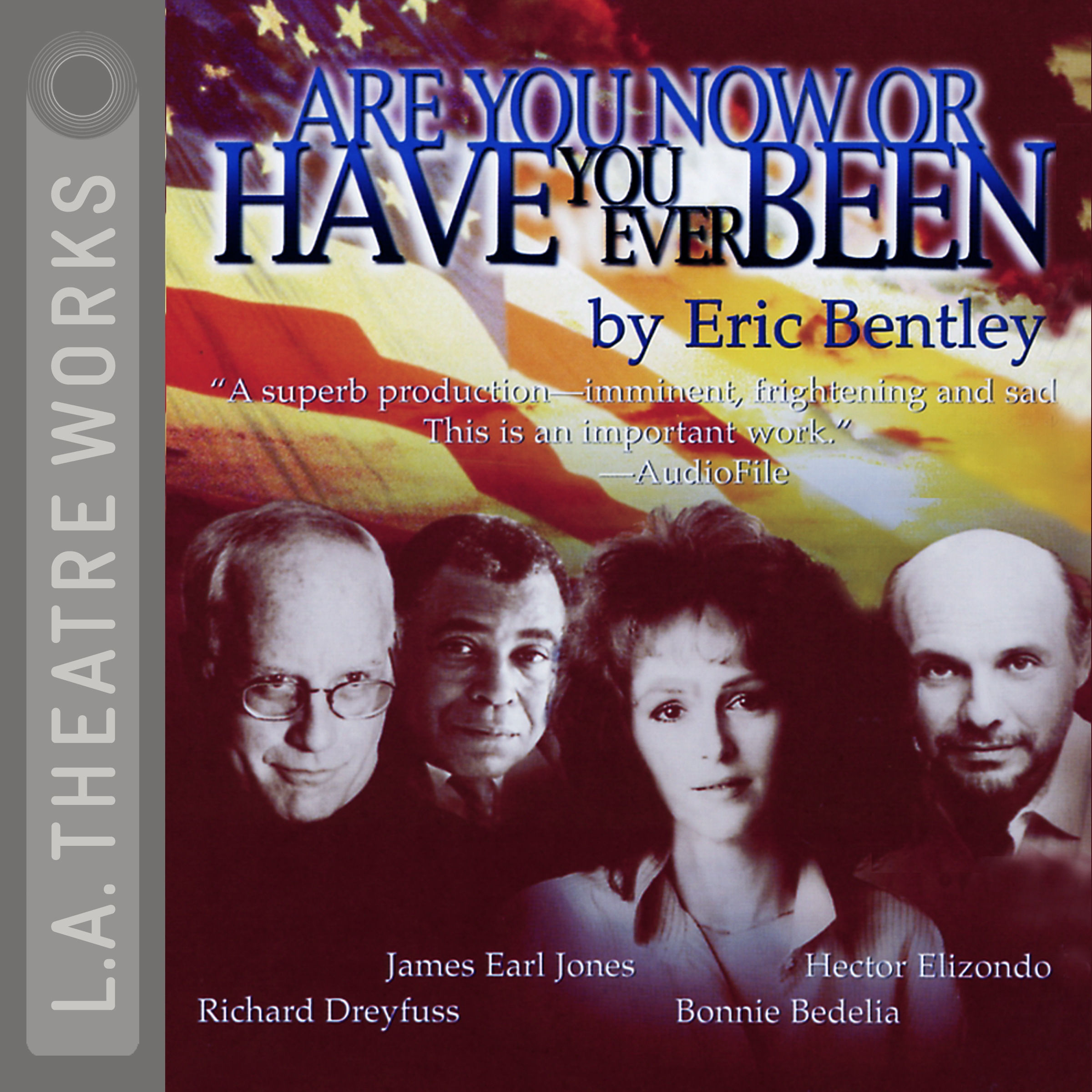 Printable Are You Now or Have You Ever Been? Audiobook Cover Art