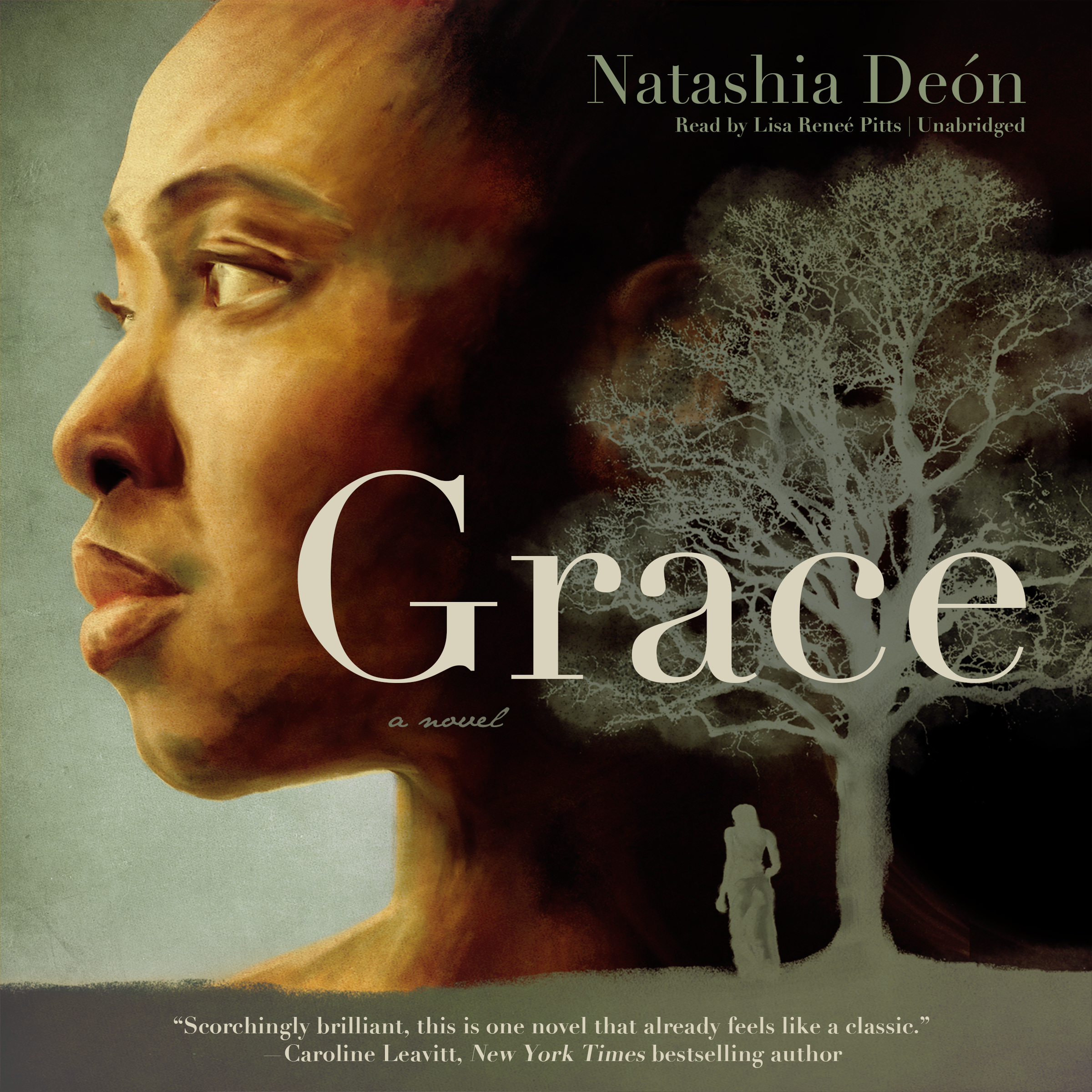 Printable Grace: A Novel Audiobook Cover Art