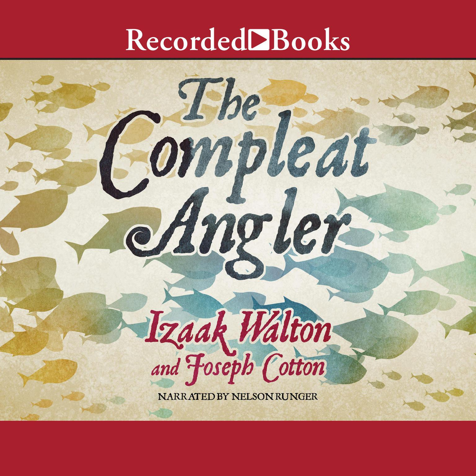 Printable The Compleat Angler Audiobook Cover Art