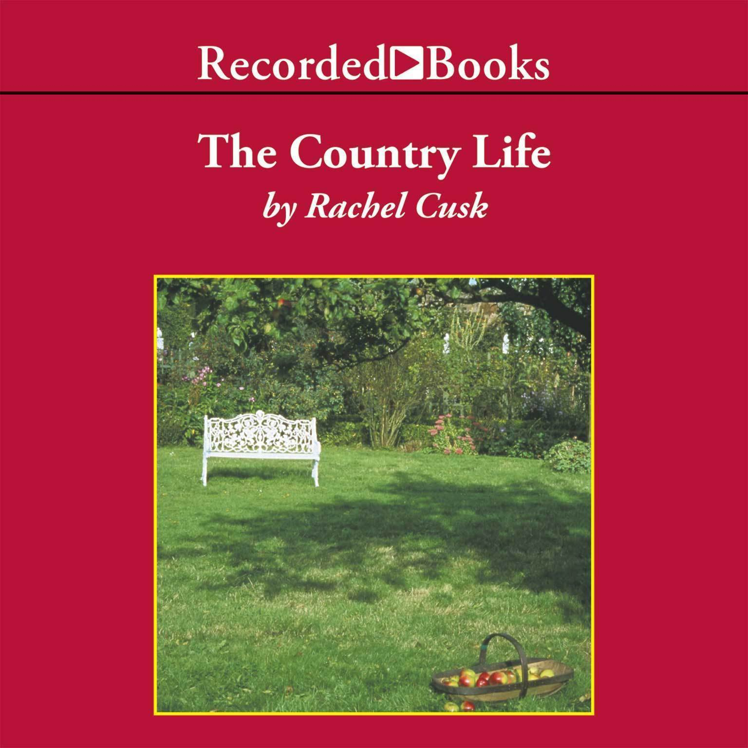 Printable The Country Life Audiobook Cover Art