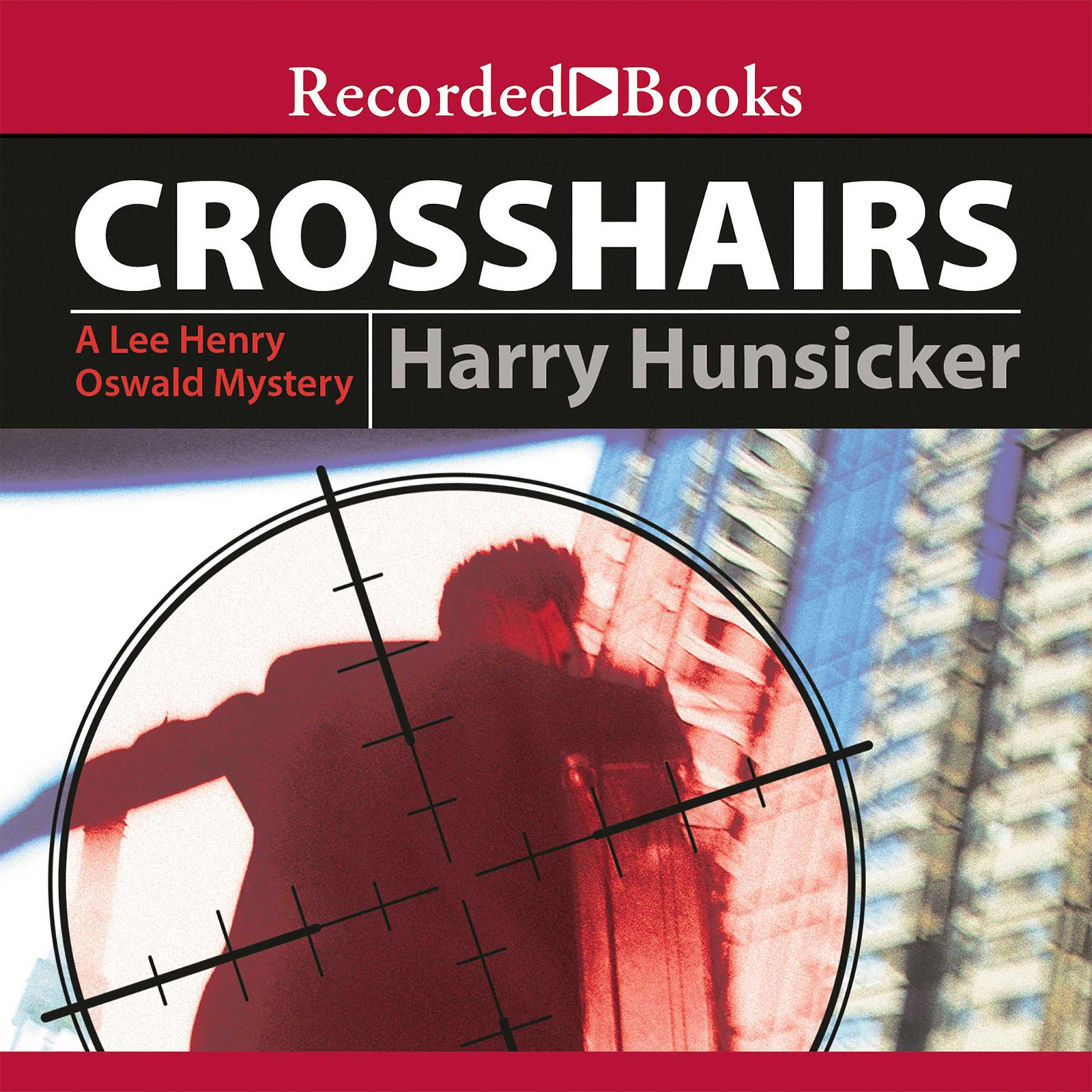 Printable Crosshairs Audiobook Cover Art
