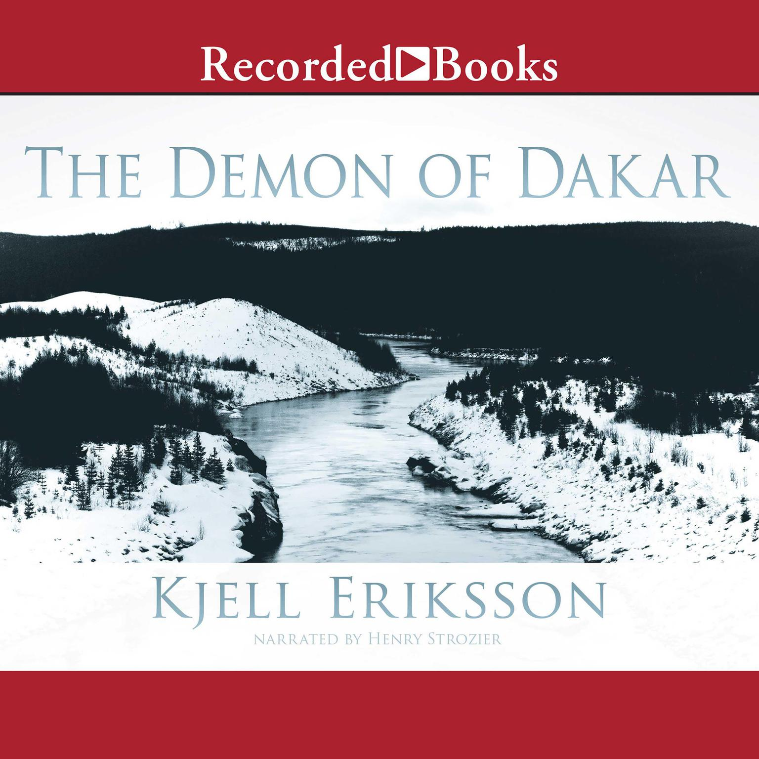Printable The Demon of Dakar Audiobook Cover Art