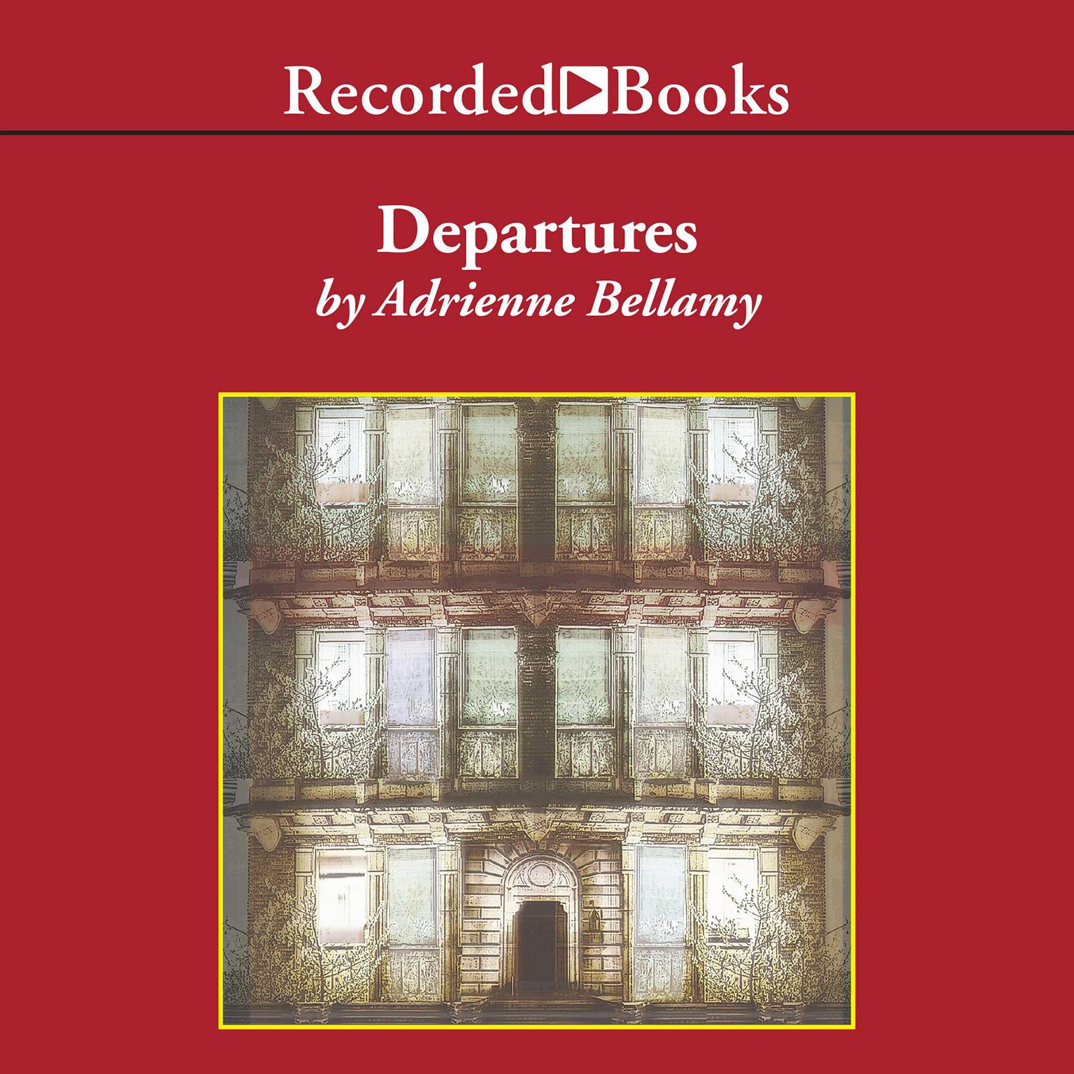 Printable Departures Audiobook Cover Art