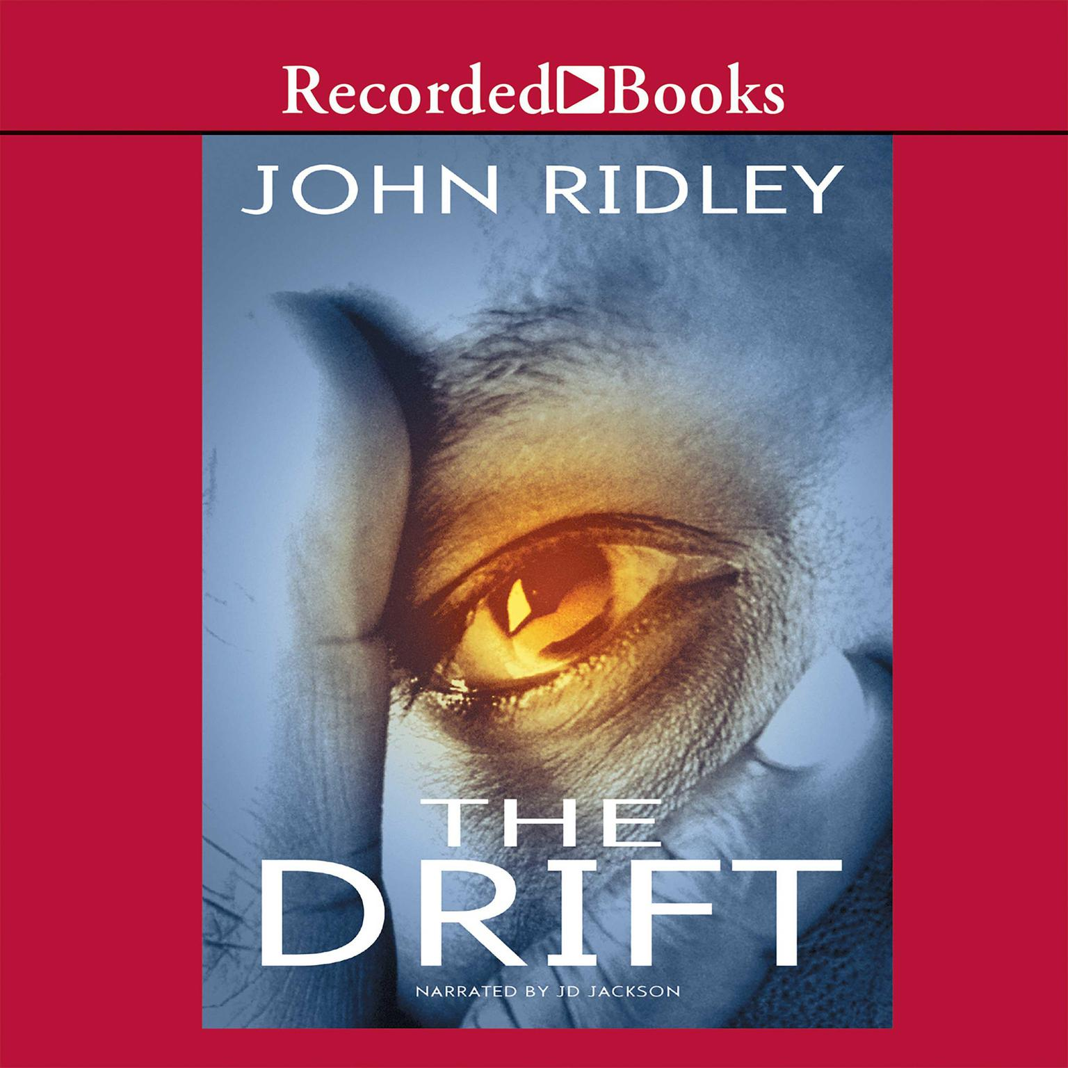 Printable The Drift Audiobook Cover Art