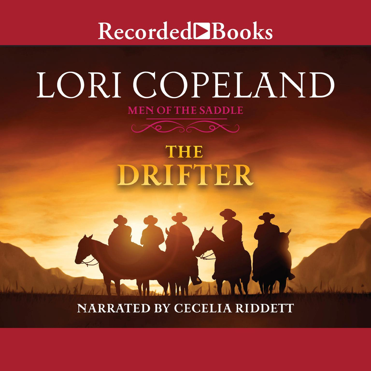 Printable The Drifter Audiobook Cover Art